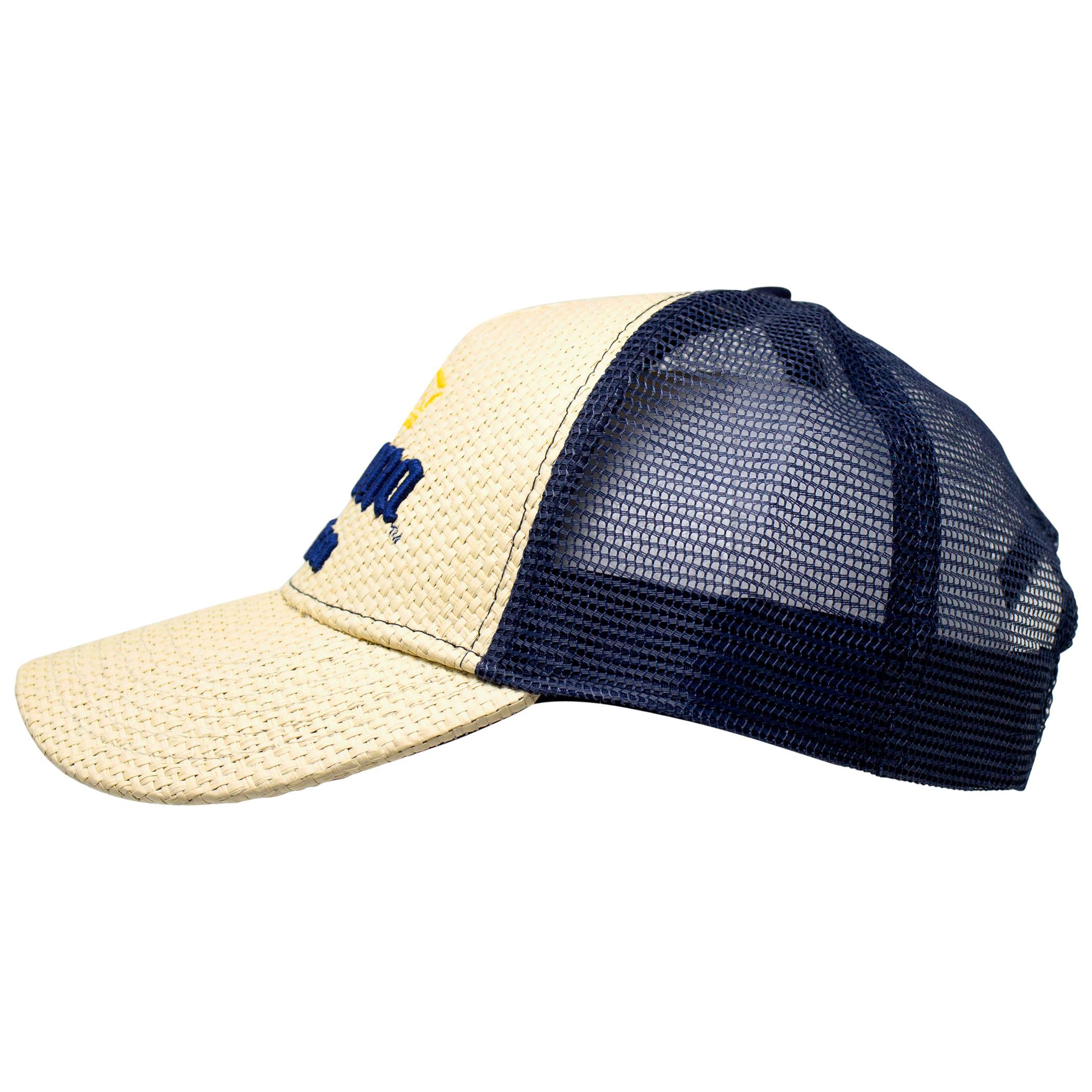 Corona Extra Straw Bottle Opener Hat