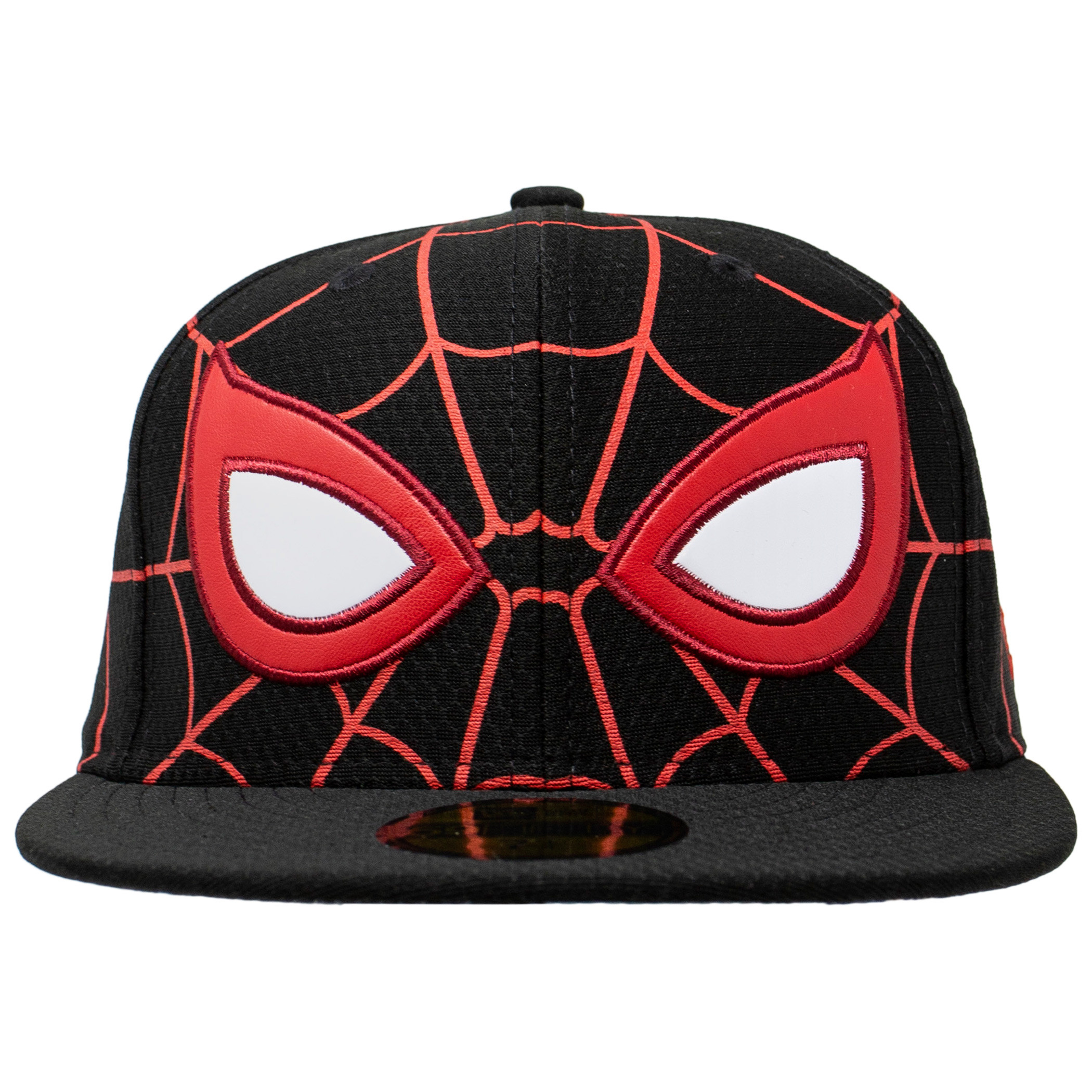 Miles Morales Spider-Man New Era 59Fifty Hat