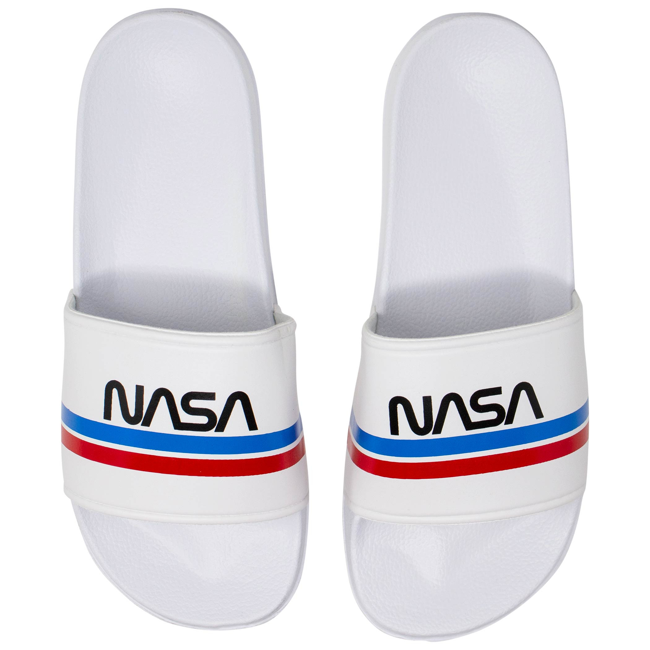 NASA Soccer Slides Sandals