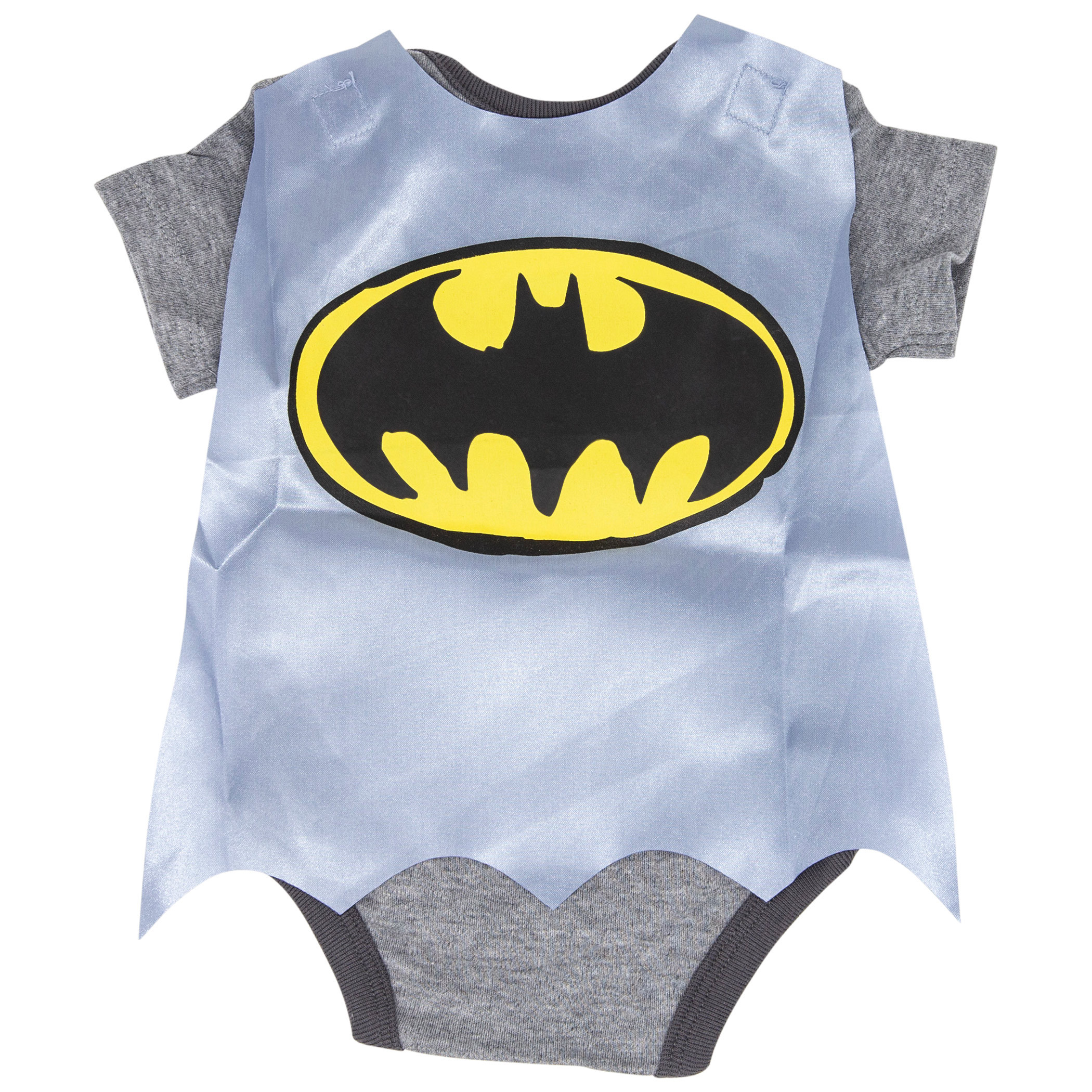 Batman Costume Bodysuit with Detachable Cape