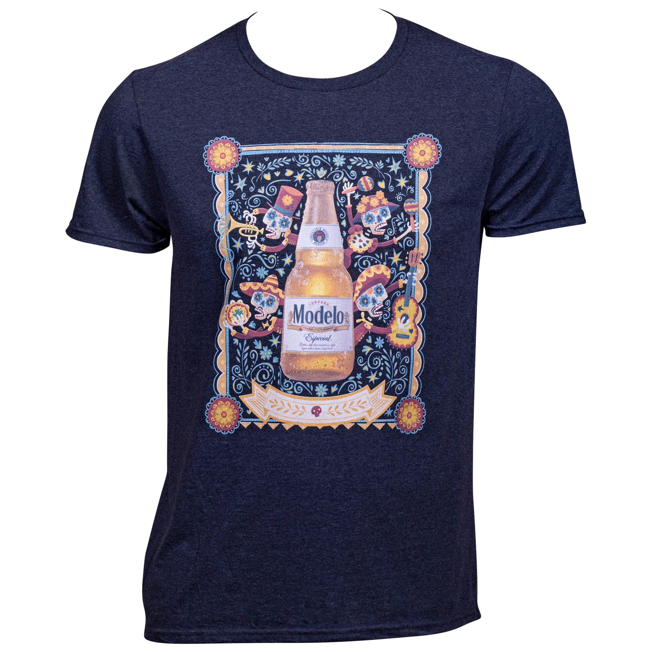 Modelo Especial Fiesta Bottle T-Shirt