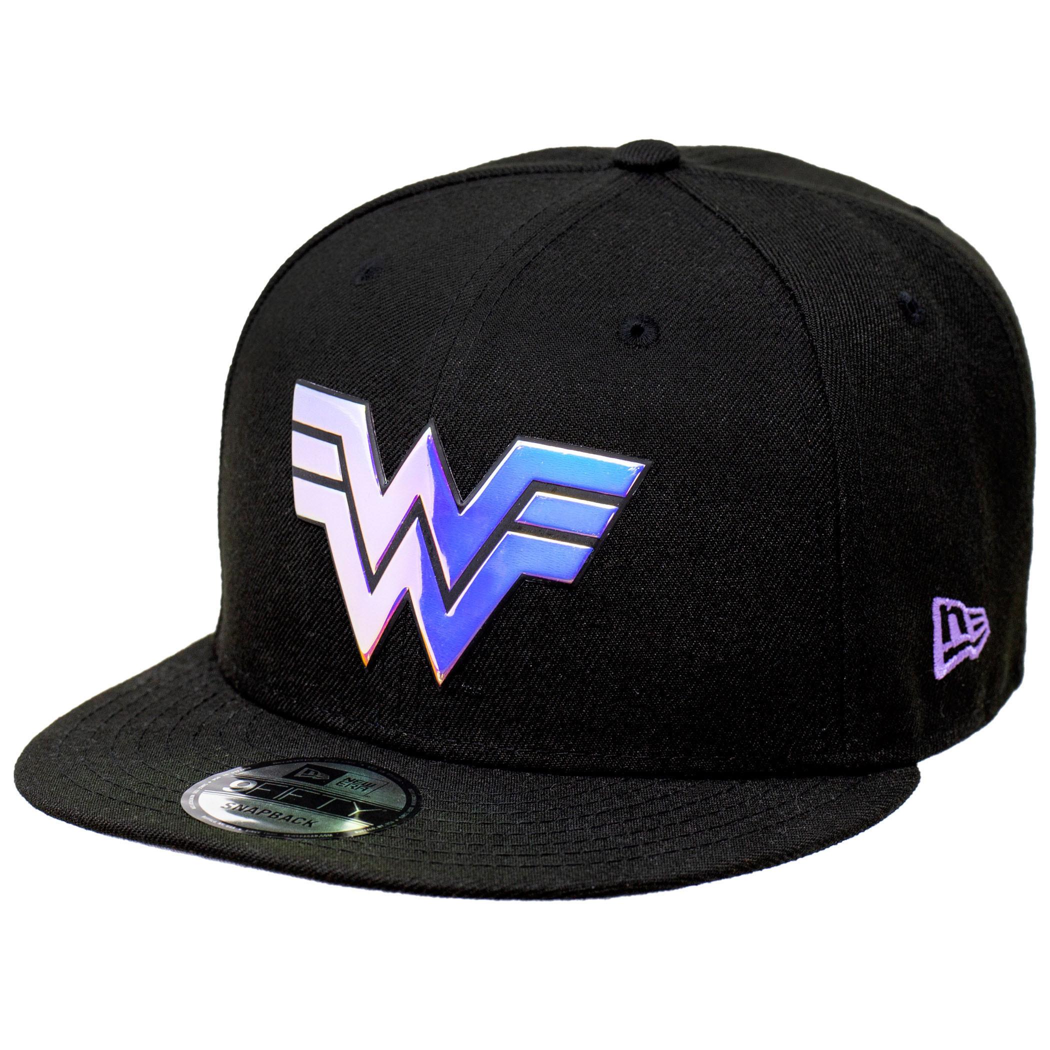 Wonder Woman 1984 Movie Denim 9Fifty Adjustable New Era Hat