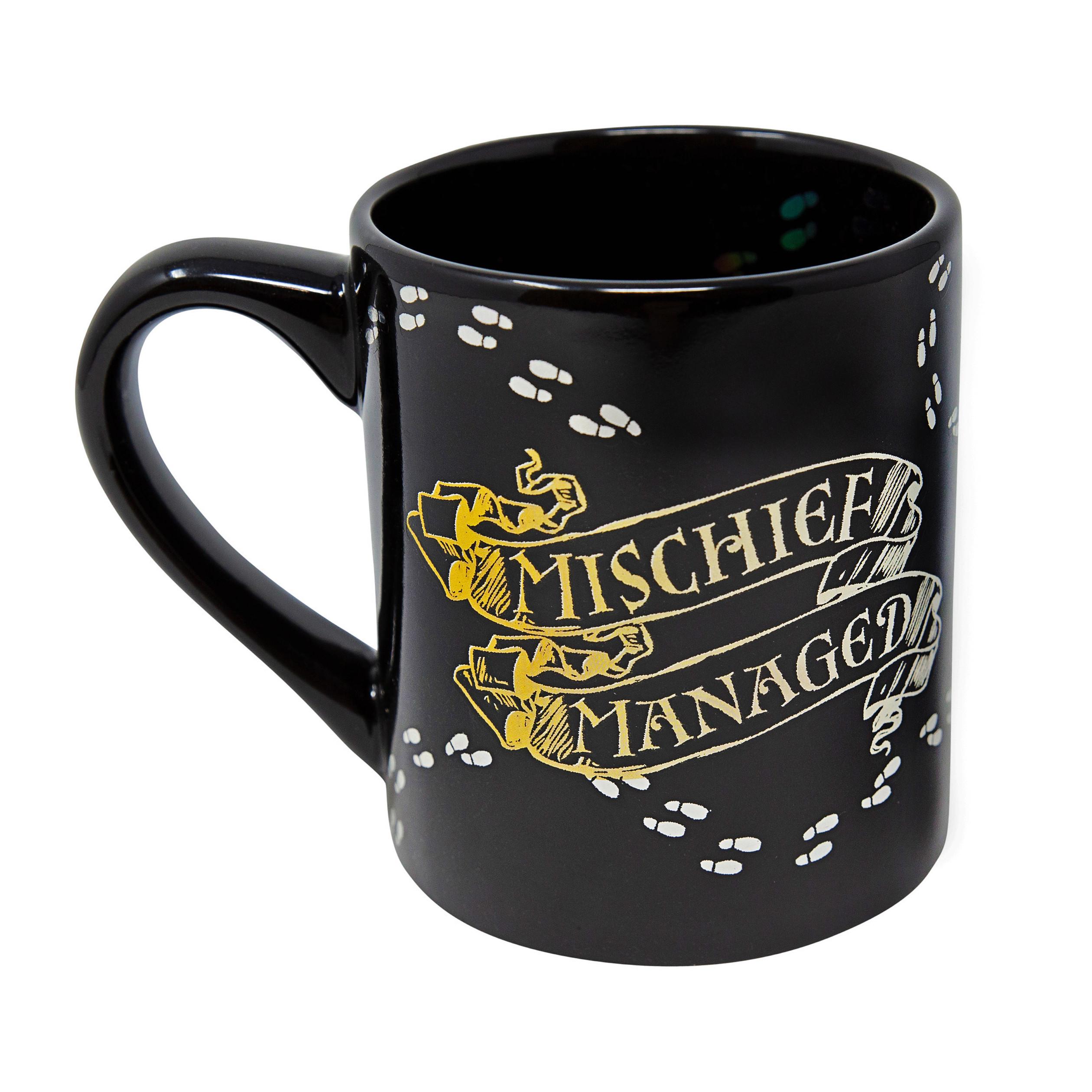 Harry Potter 14 Ounce Marauder's Map Mug