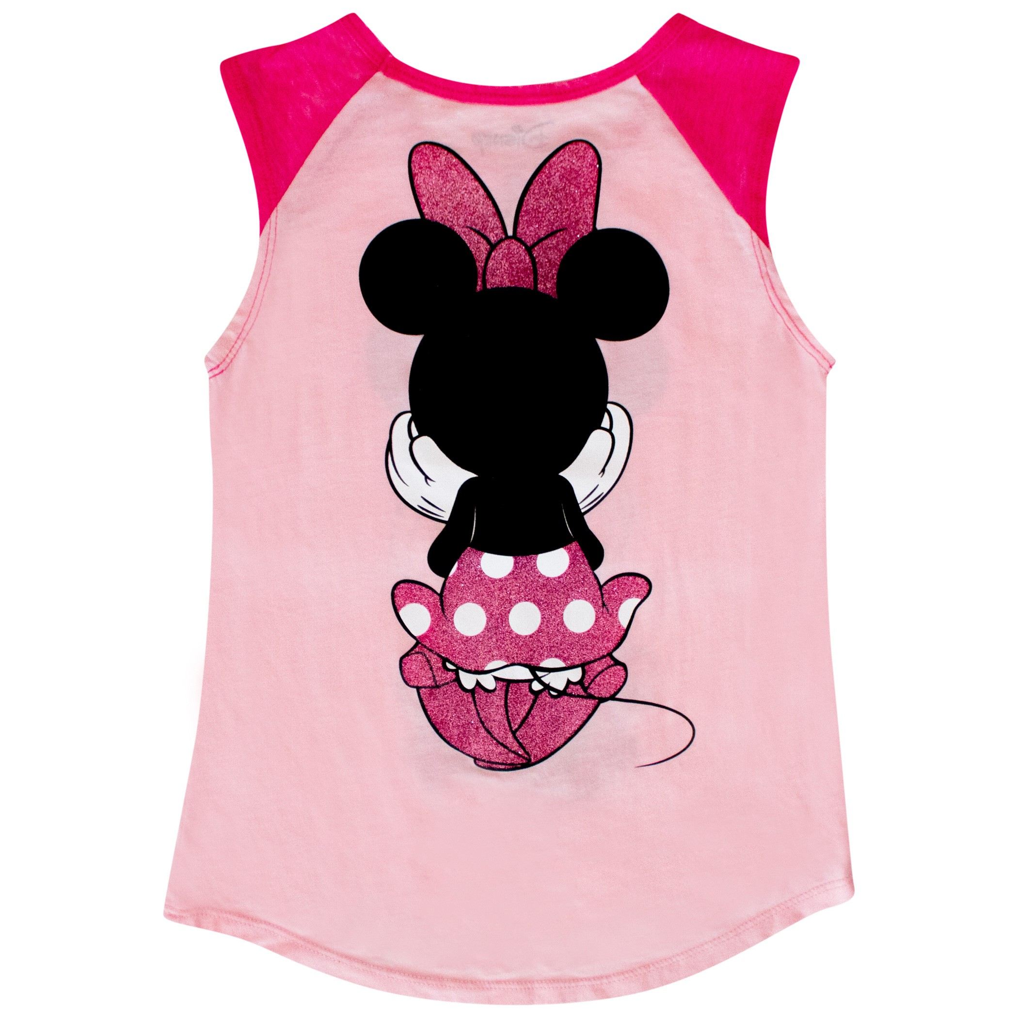 Minnie Mouse Pose Youth Tank Top