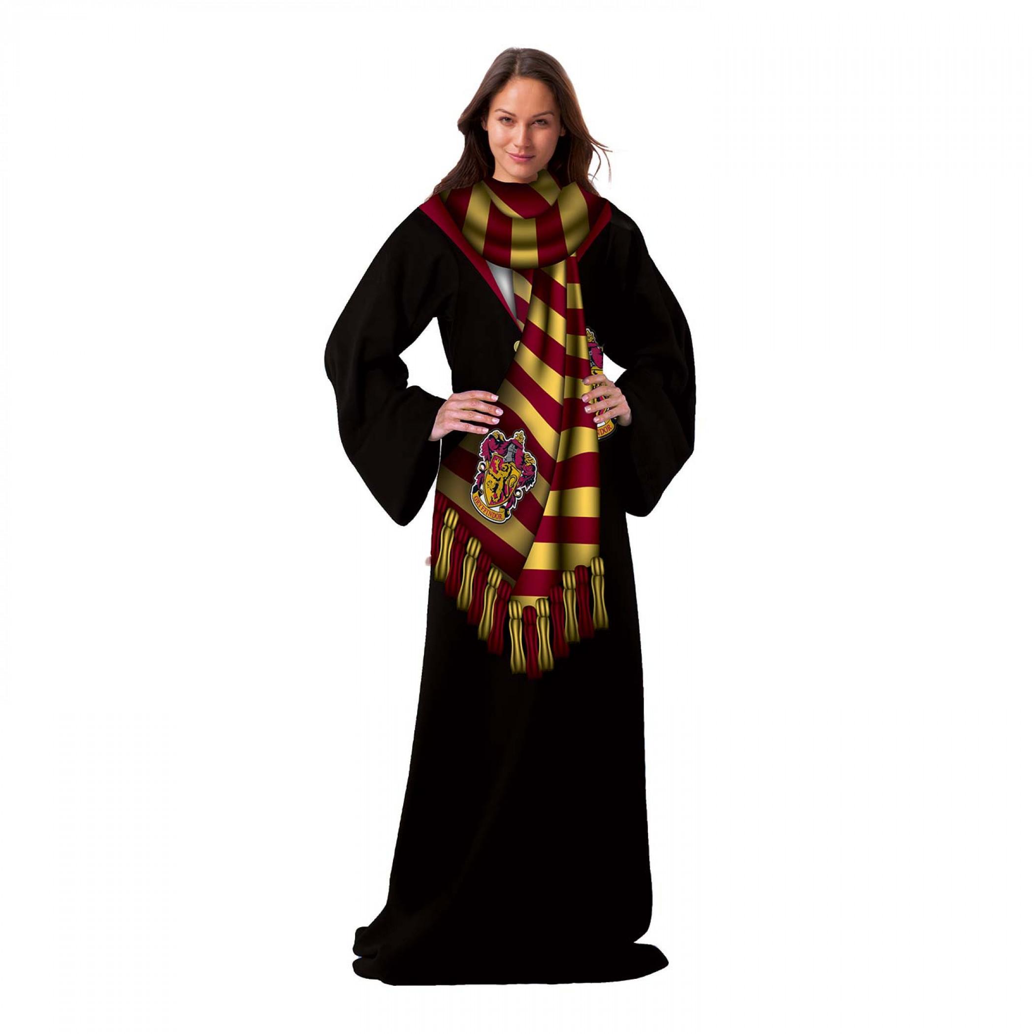 Harry Potter Winter Blanket Snuggie