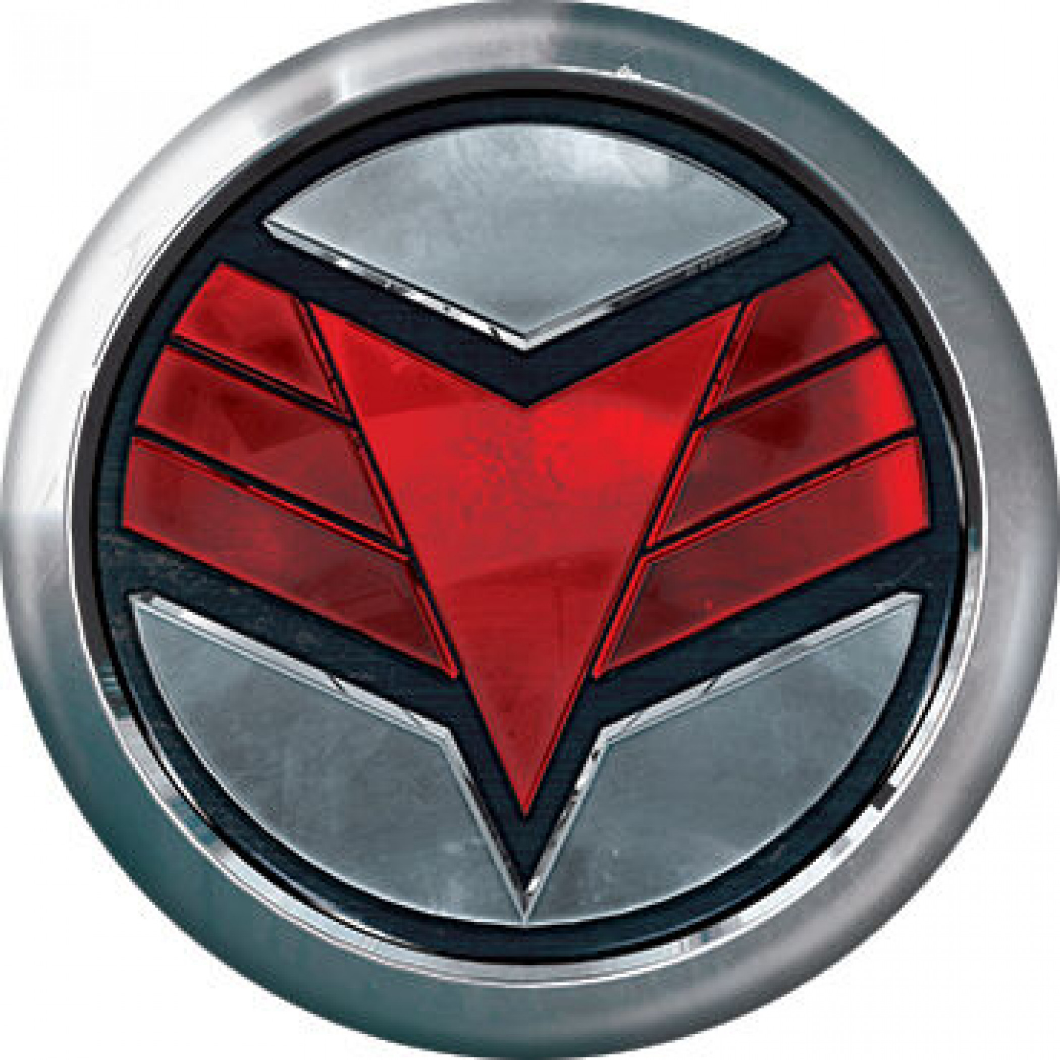 Falcon Symbol From The Falcon and The Winter Soldier Series Button