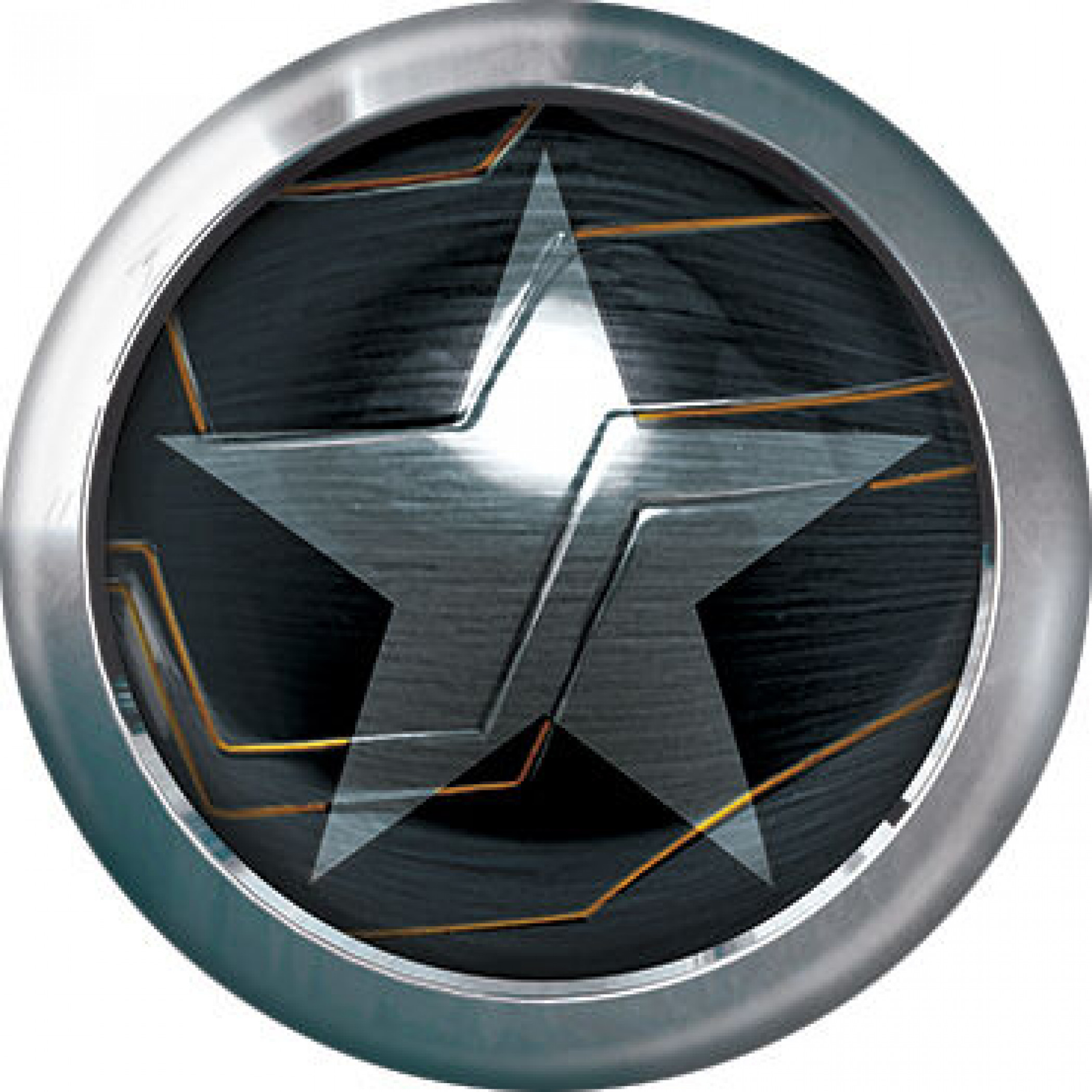 Winter Soldier Symbol From The Falcon and The Winter Soldier Series Button