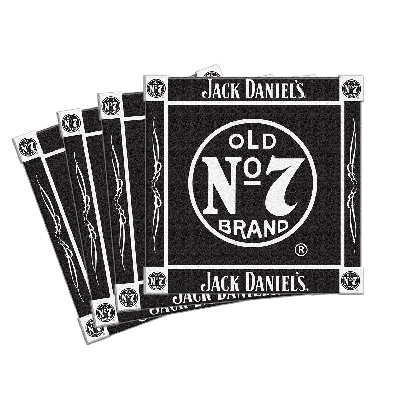 Jack Daniels Ceramic Coaster Set