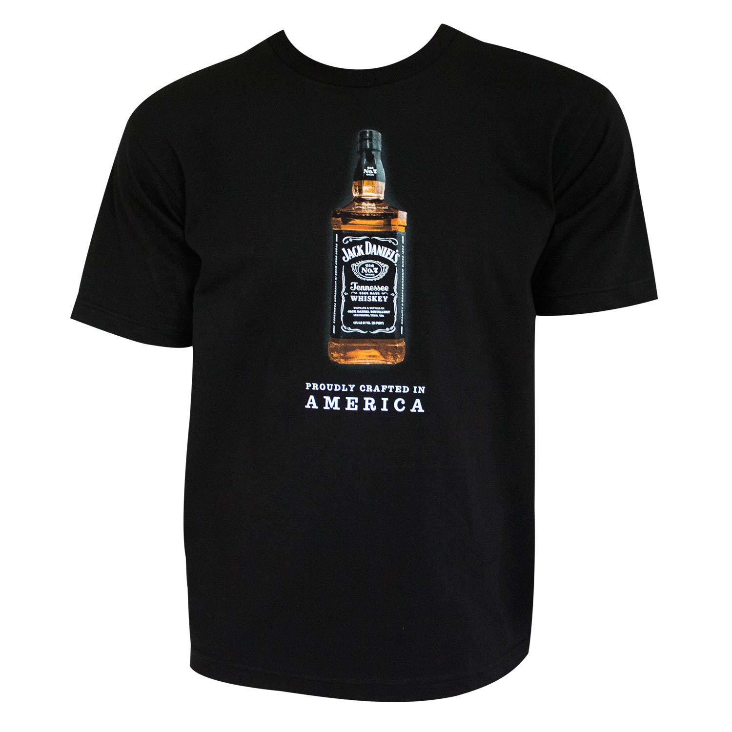 Jack Daniels Crafted In America Tee Shirt