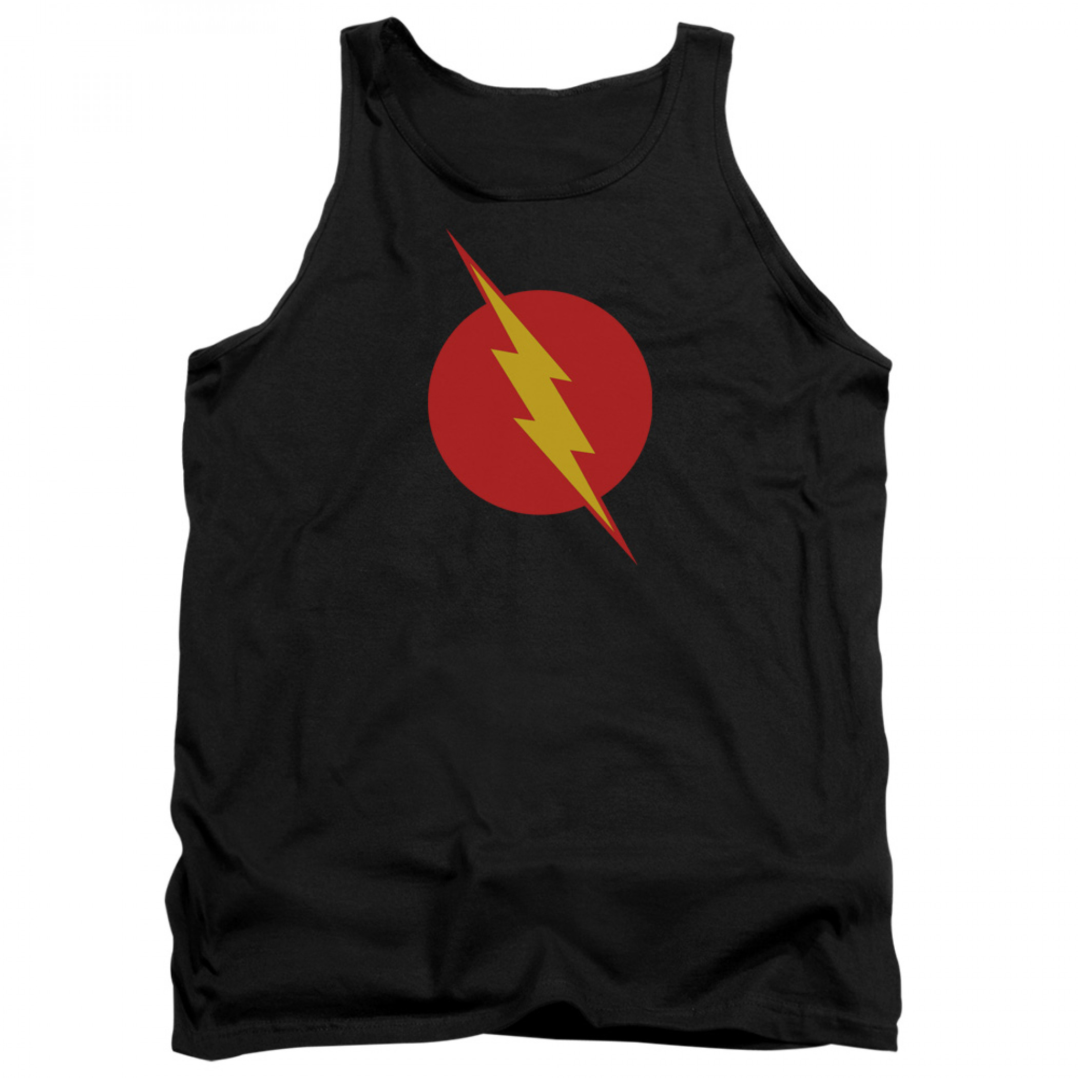 DC Comics Reverse Flash Symbol Tank Top