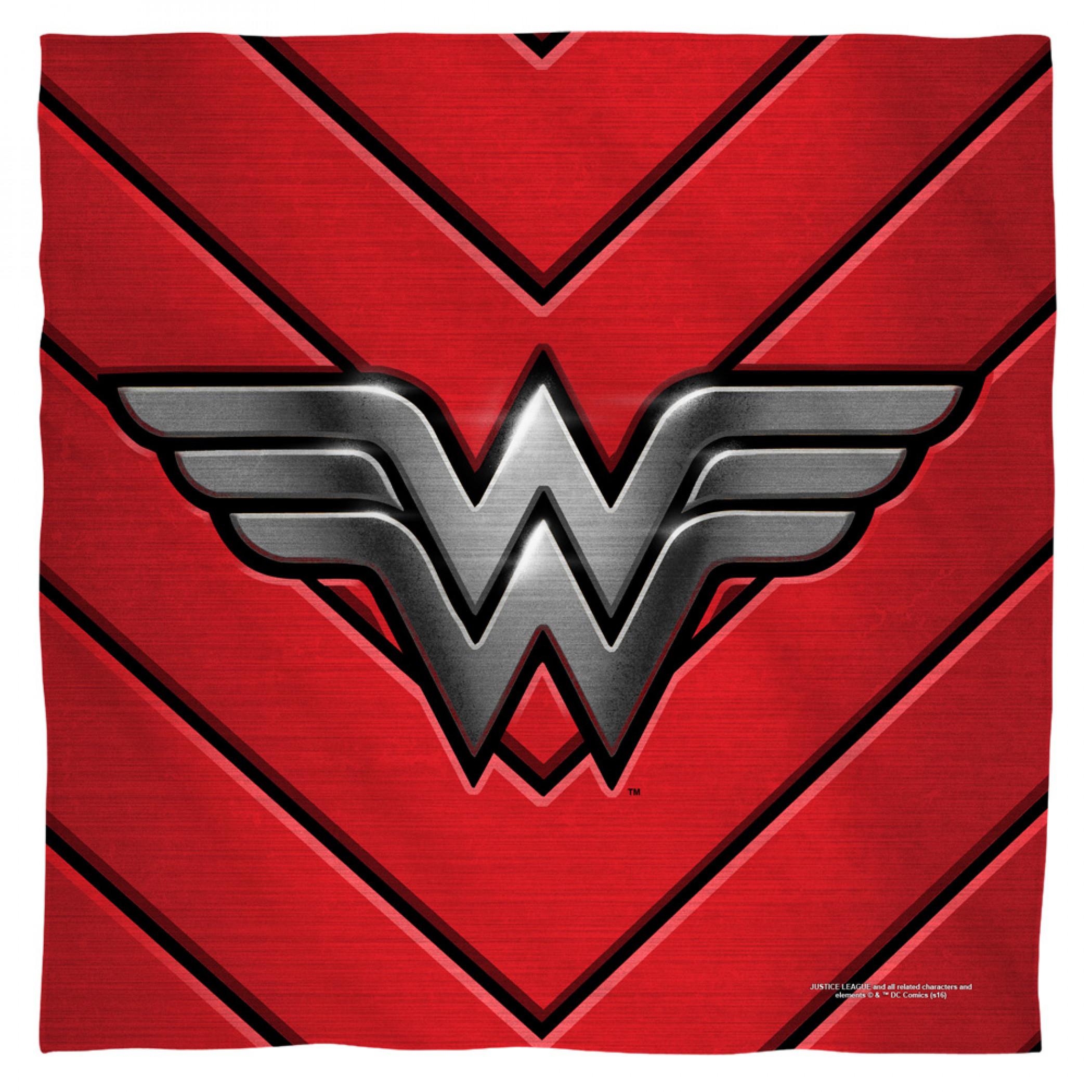 Wonder Woman Logo Bandana