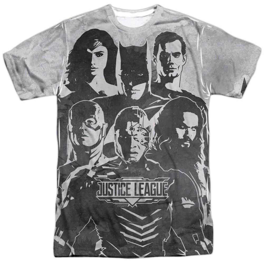 Justice League The League Tshirt