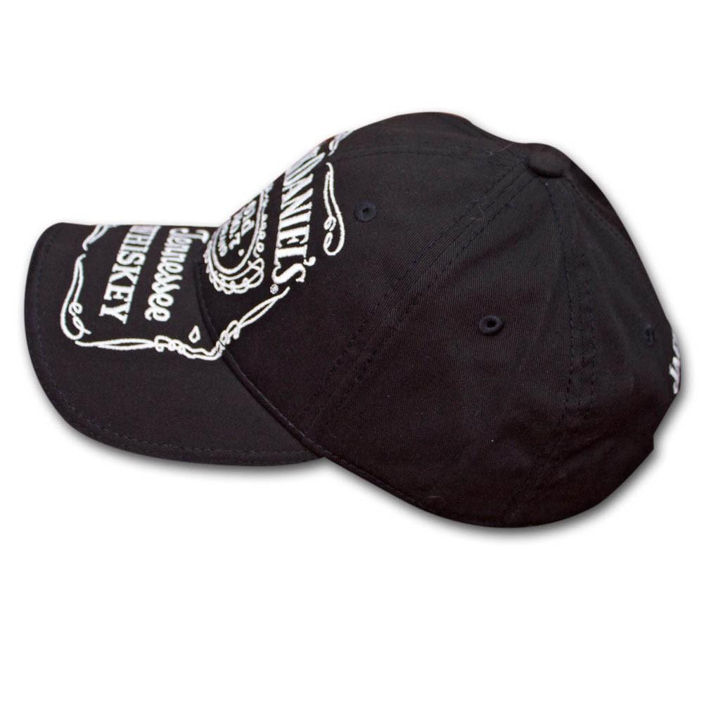 Jack Daniel's Classic Logo Hat - Black