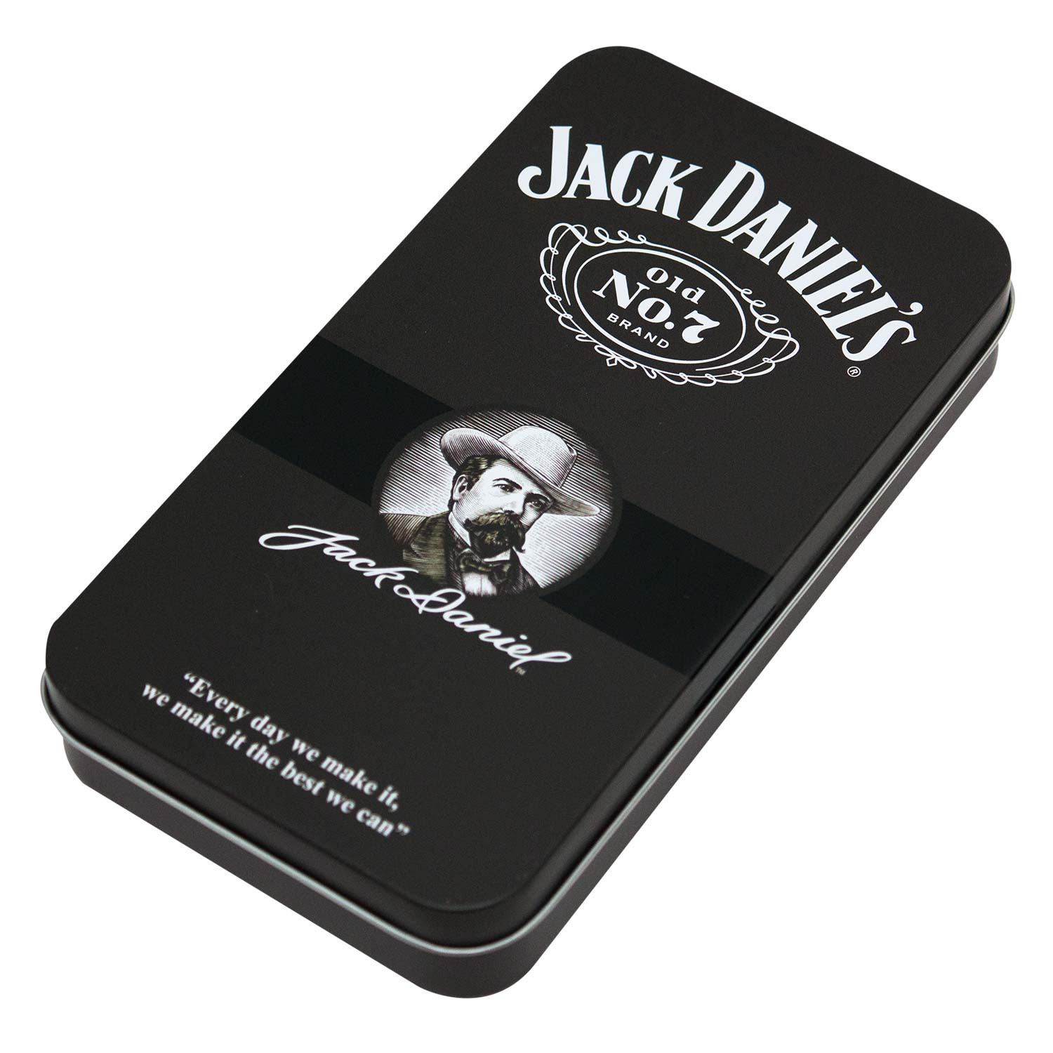 Jack Daniel's Old No. 7 Rodeo Leather Wallet
