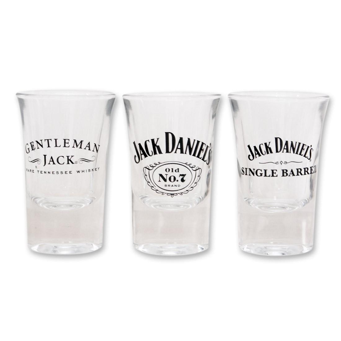 Jack Daniel's 3-Pack Shotglasses