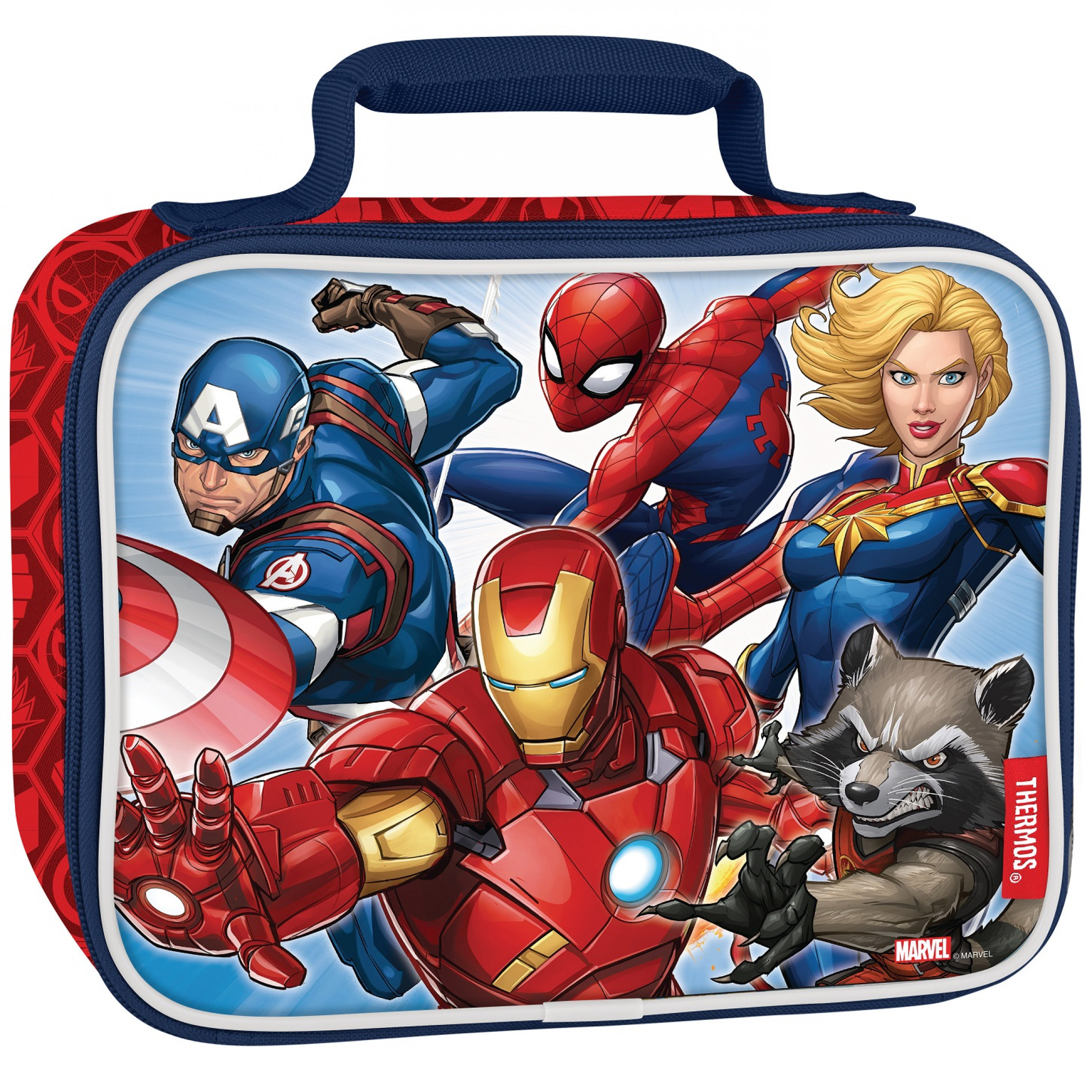 Marvel Avengers Thermos Insulated Lunch Box