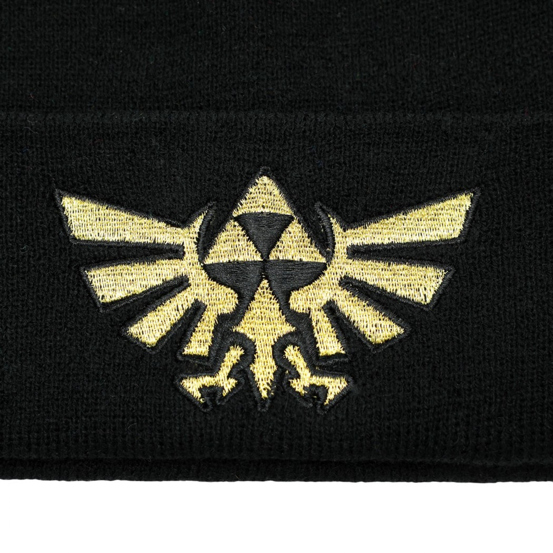 Nintendo Zelda Triforce Crest Beanie