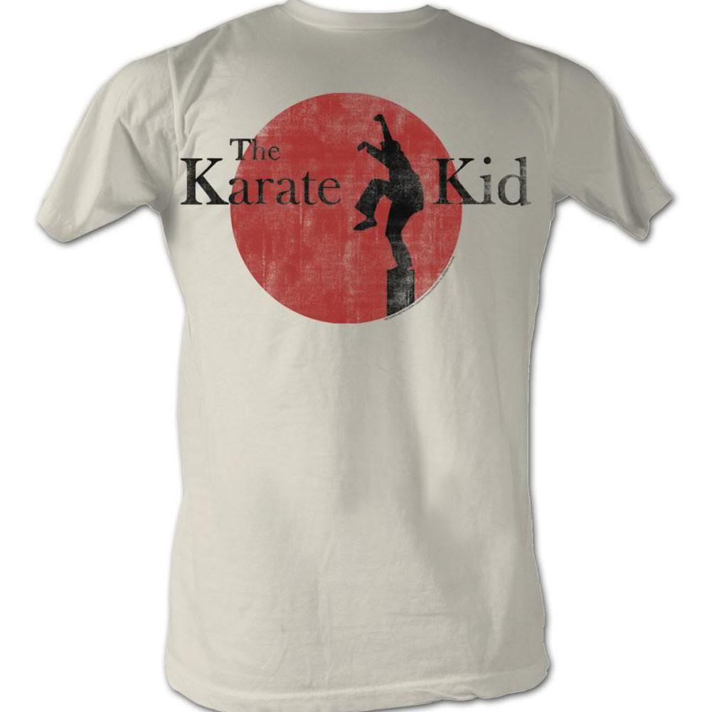 Karate Kid 80'S Logo T-Shirt