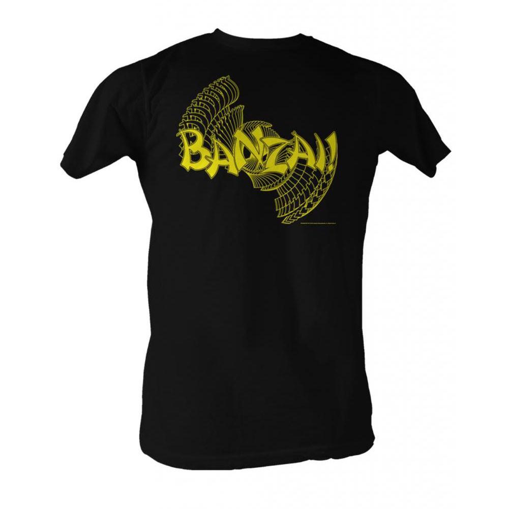 Karate Kid Banzai Freak Out T-Shirt