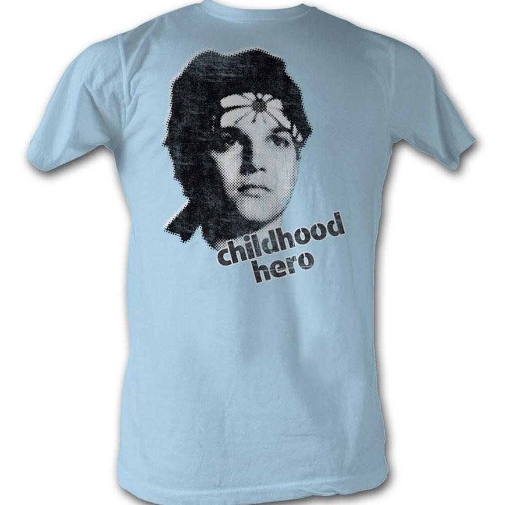 Karate Kid Childhood Hero T-Shirt