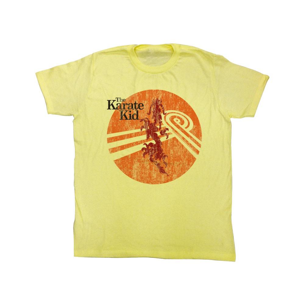 Karate Kid Crouching T Shirt T-Shirt