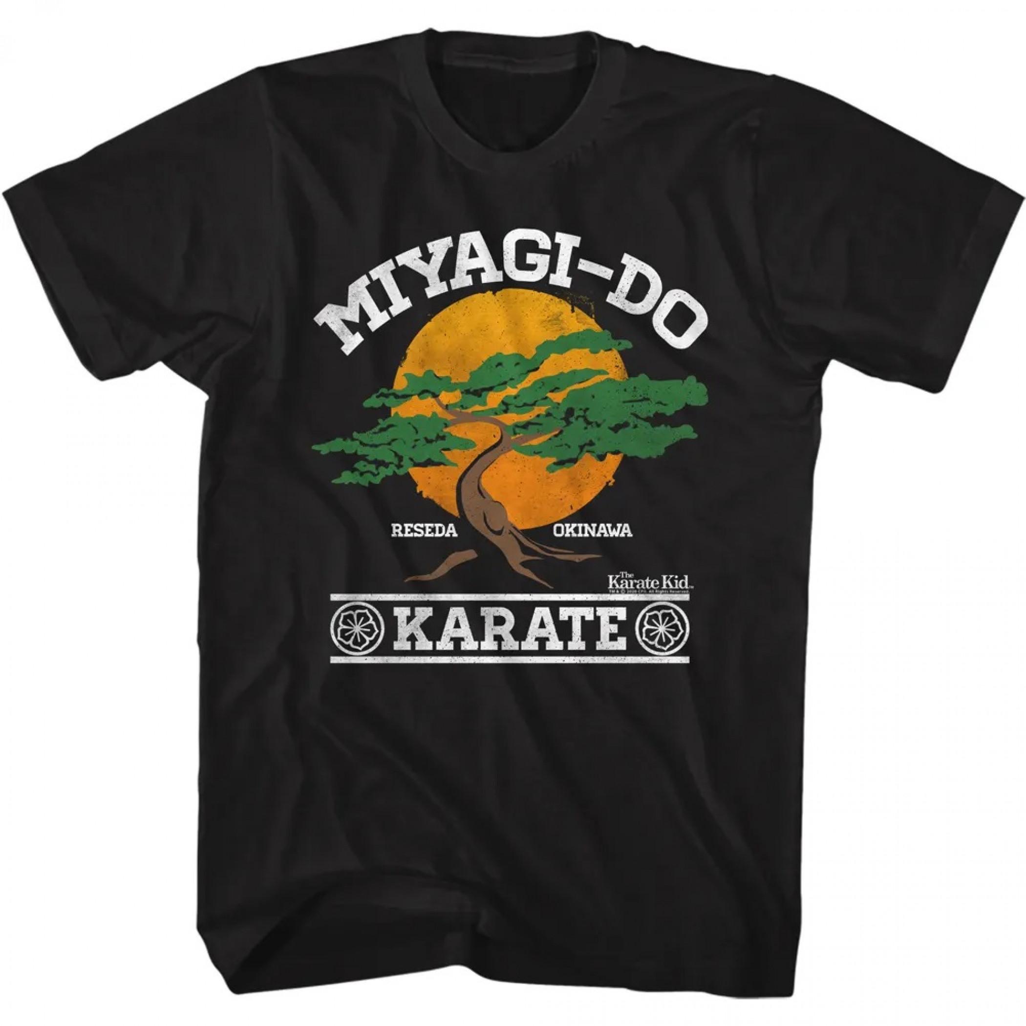 The Karate Kid Miyagi-Do Karate T-Shirt