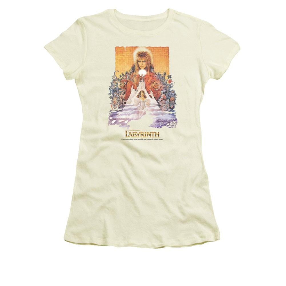 Labyrinth A Dream Sublimation Junior T Shirt