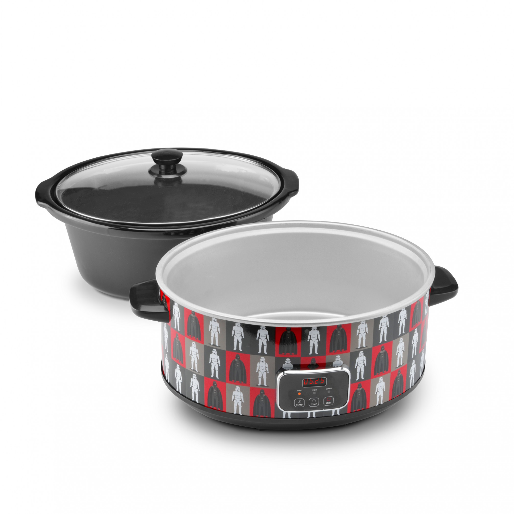 Star Wars 7-Quart Slow Cooker with Sound