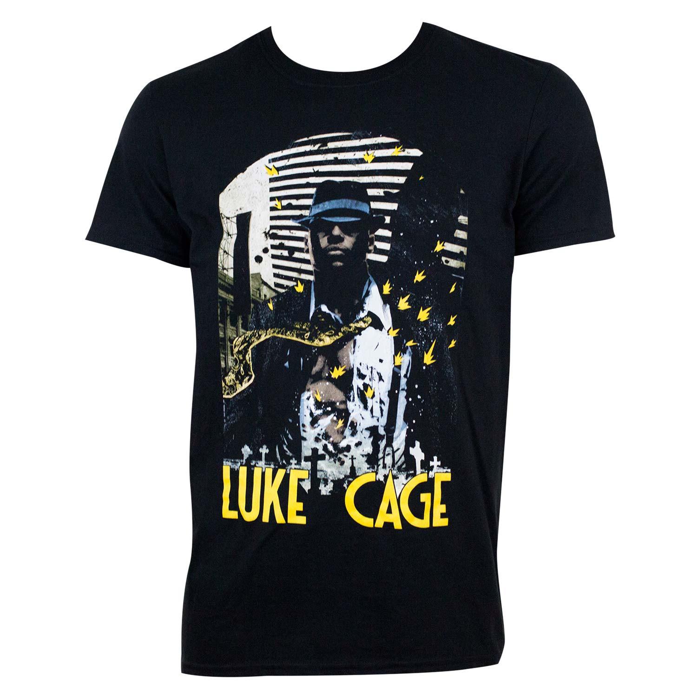 Luke Cage Indestructible Tee Shirt