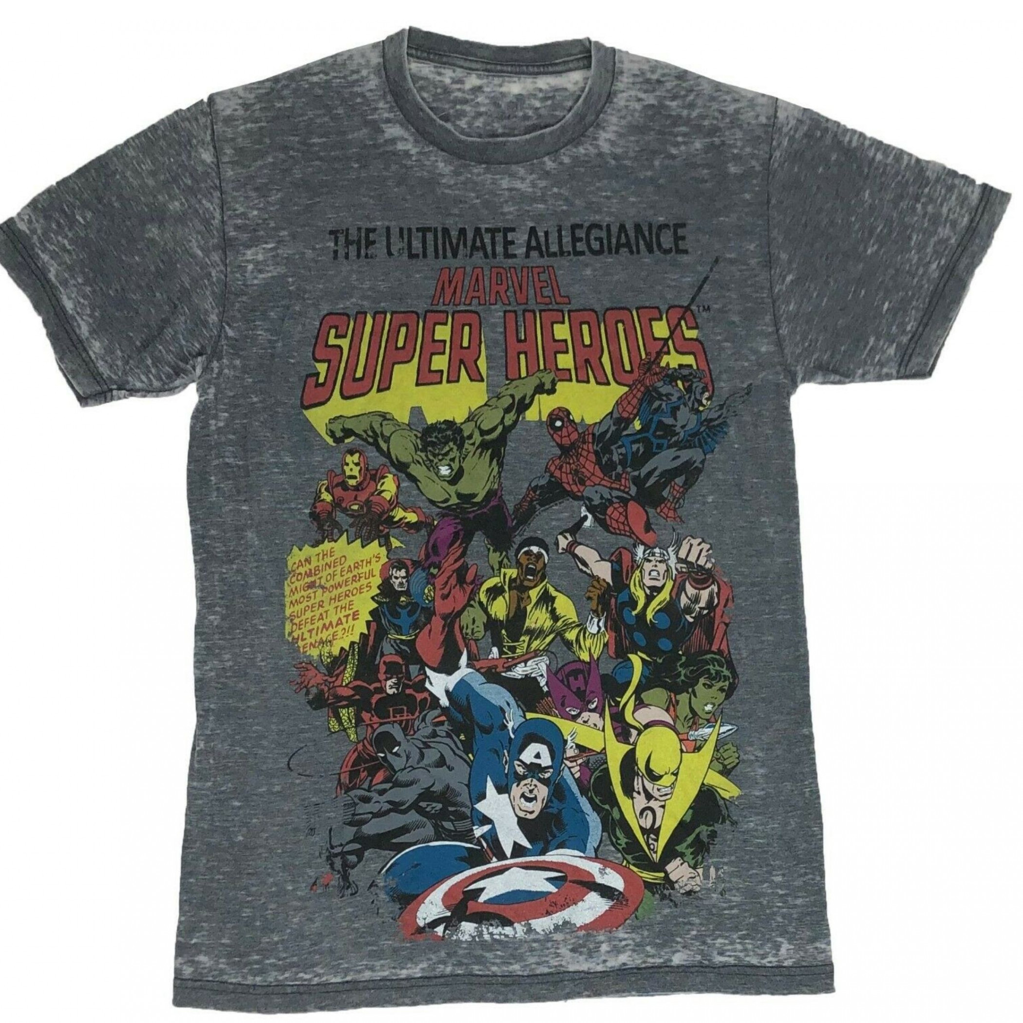Marvel Avengers Ultimate Allegiance Super Heroes T-shirt