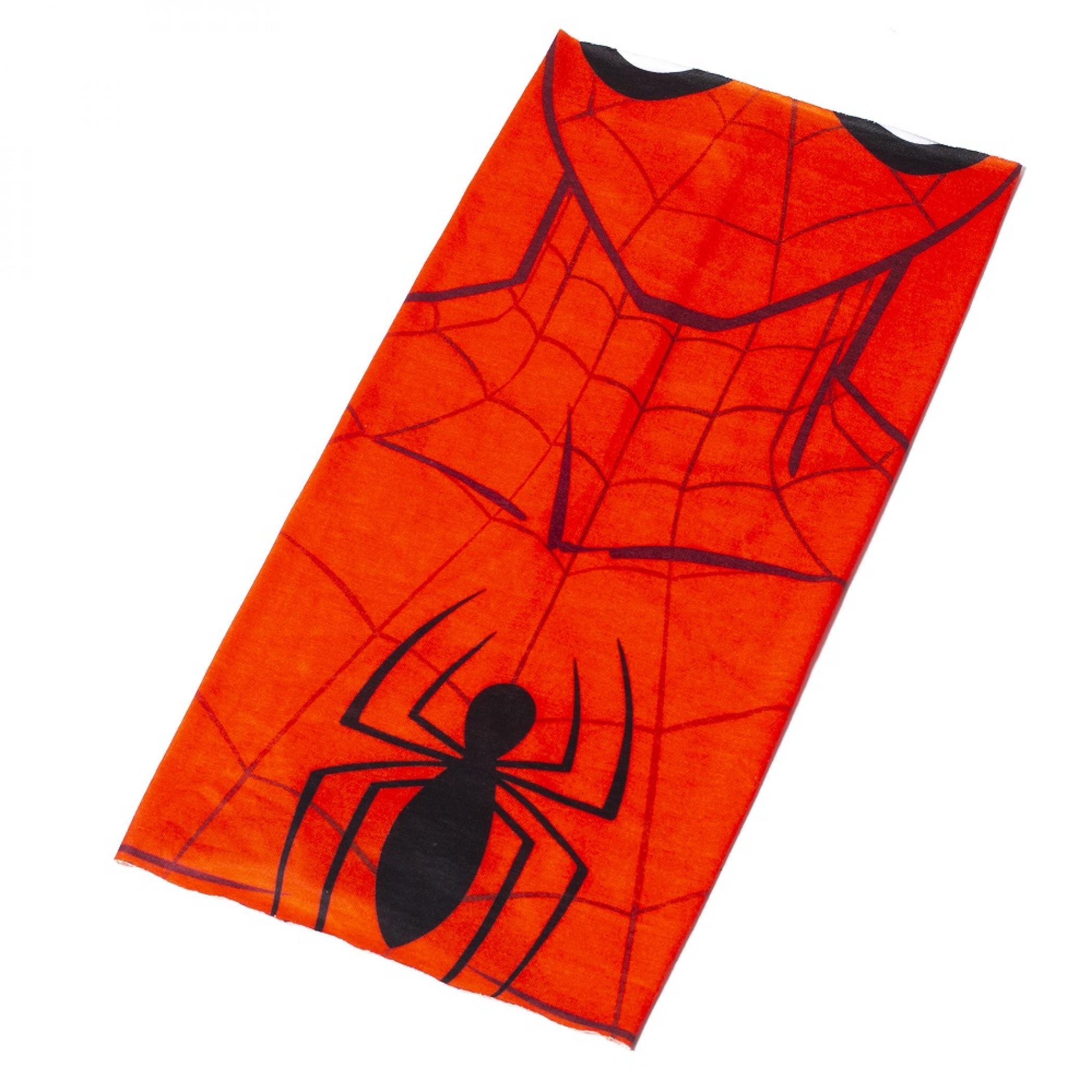 Spider-Man Character Costume Full Face Tubular Bandana Gaiter