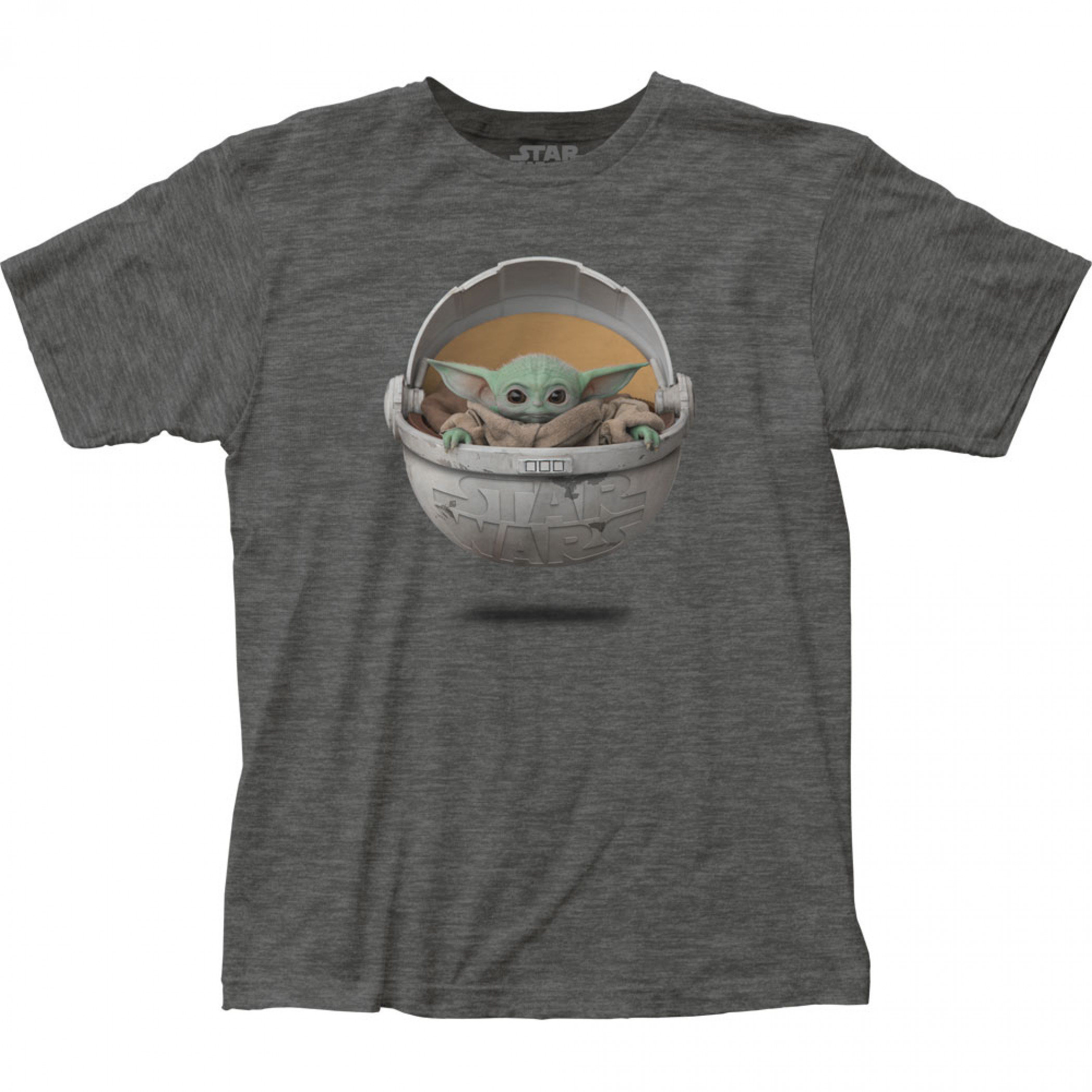 Star Wars The Mandalorian The Child Space Crib T-Shirt