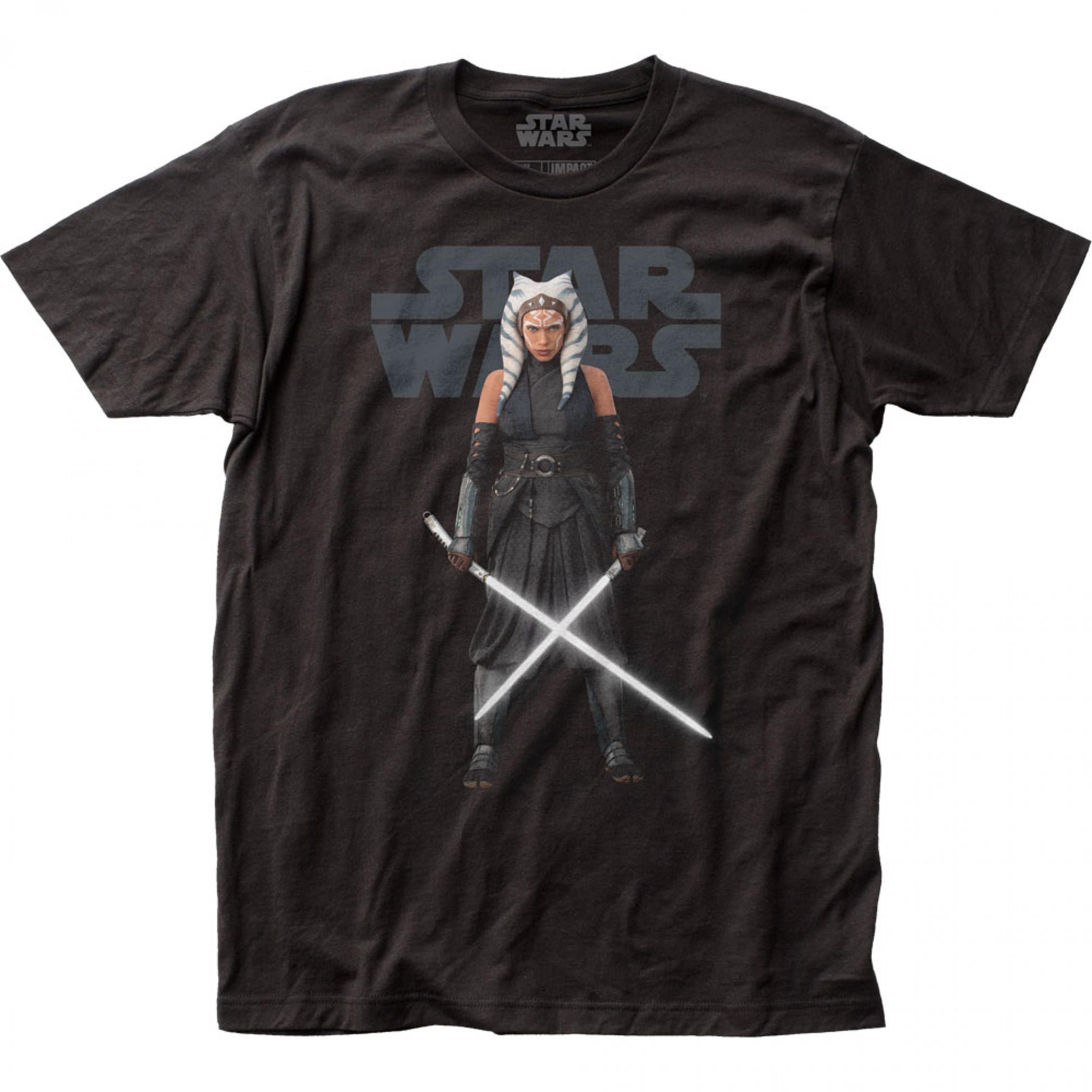 Star Wars The Mandalorian Ahsoka Tano T-Shirt