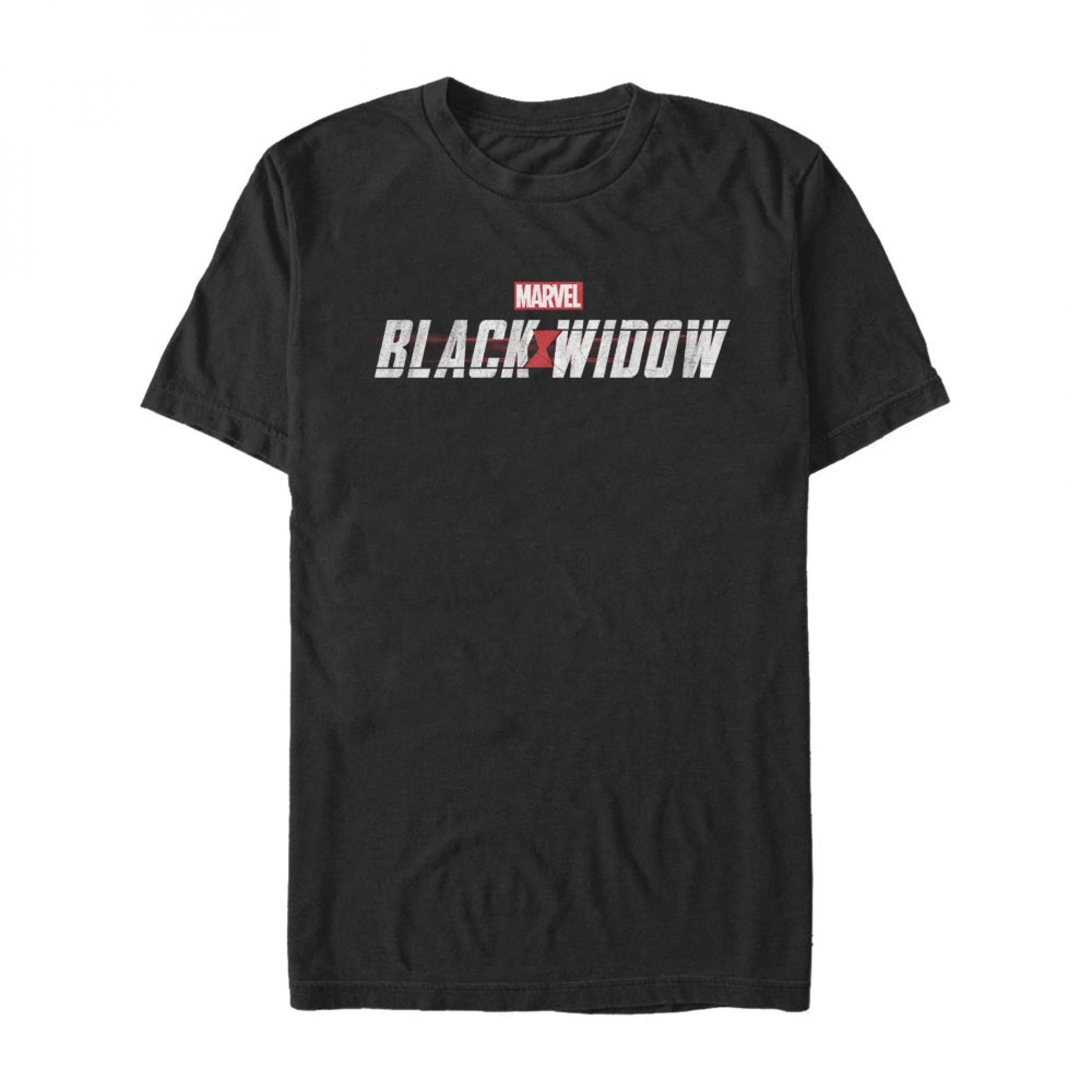 Black Widow Logo T-Shirt