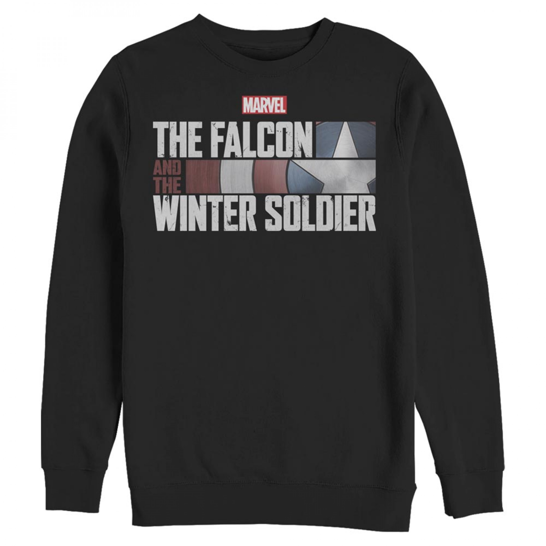 The Falcon and the Winter Soldier Crewneck Sweatshirt