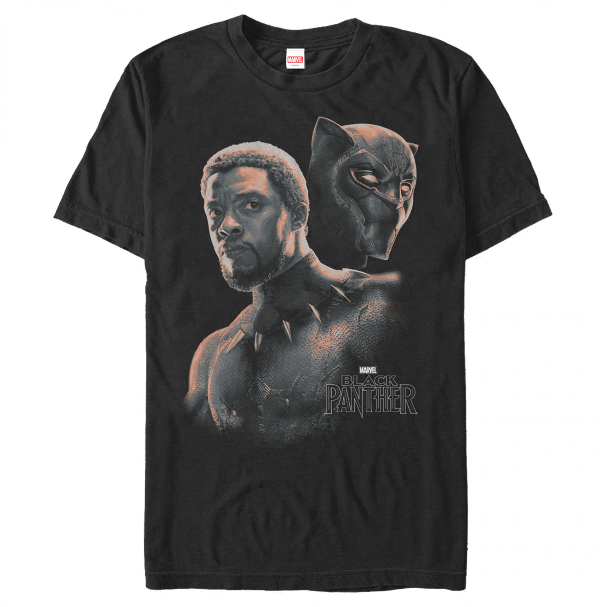 Black Panther Avenge The Fallen Marvel T-Shirt