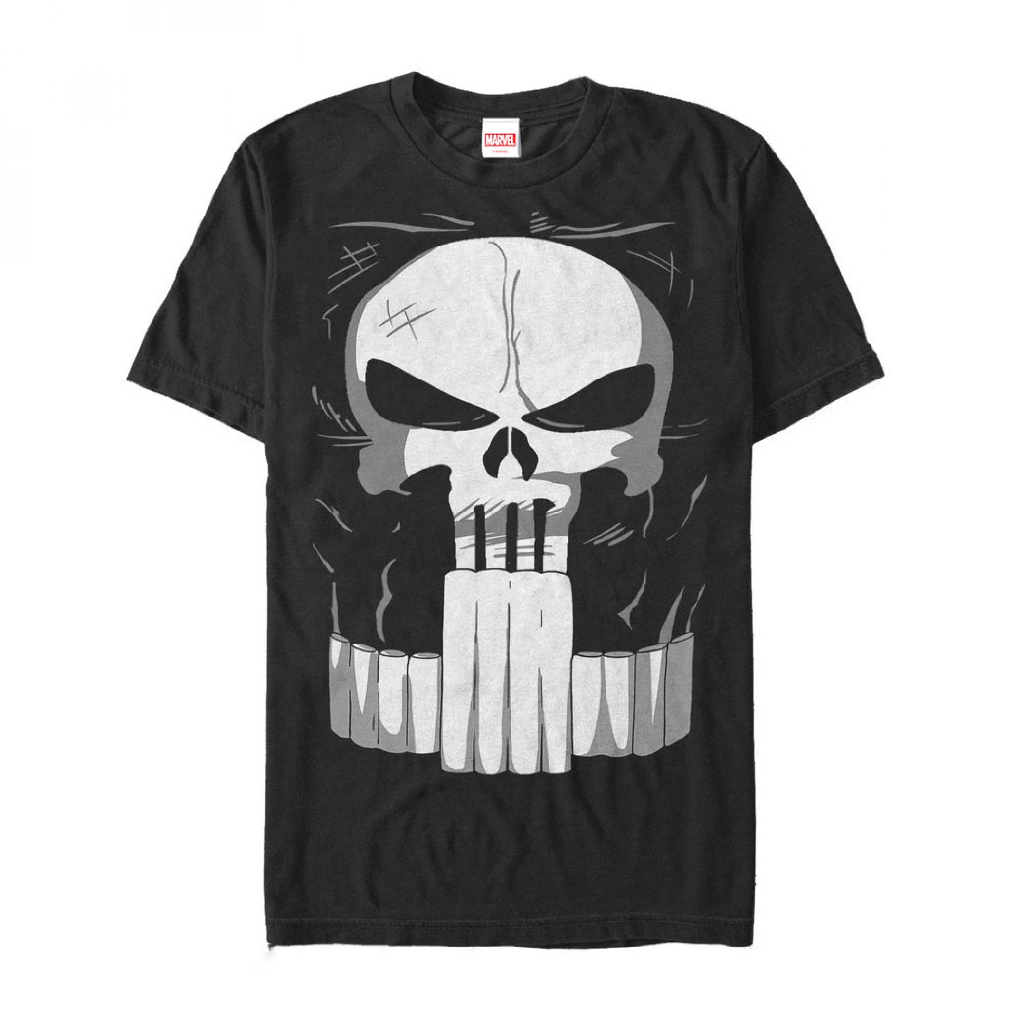 Punisher Costume T-Shirt