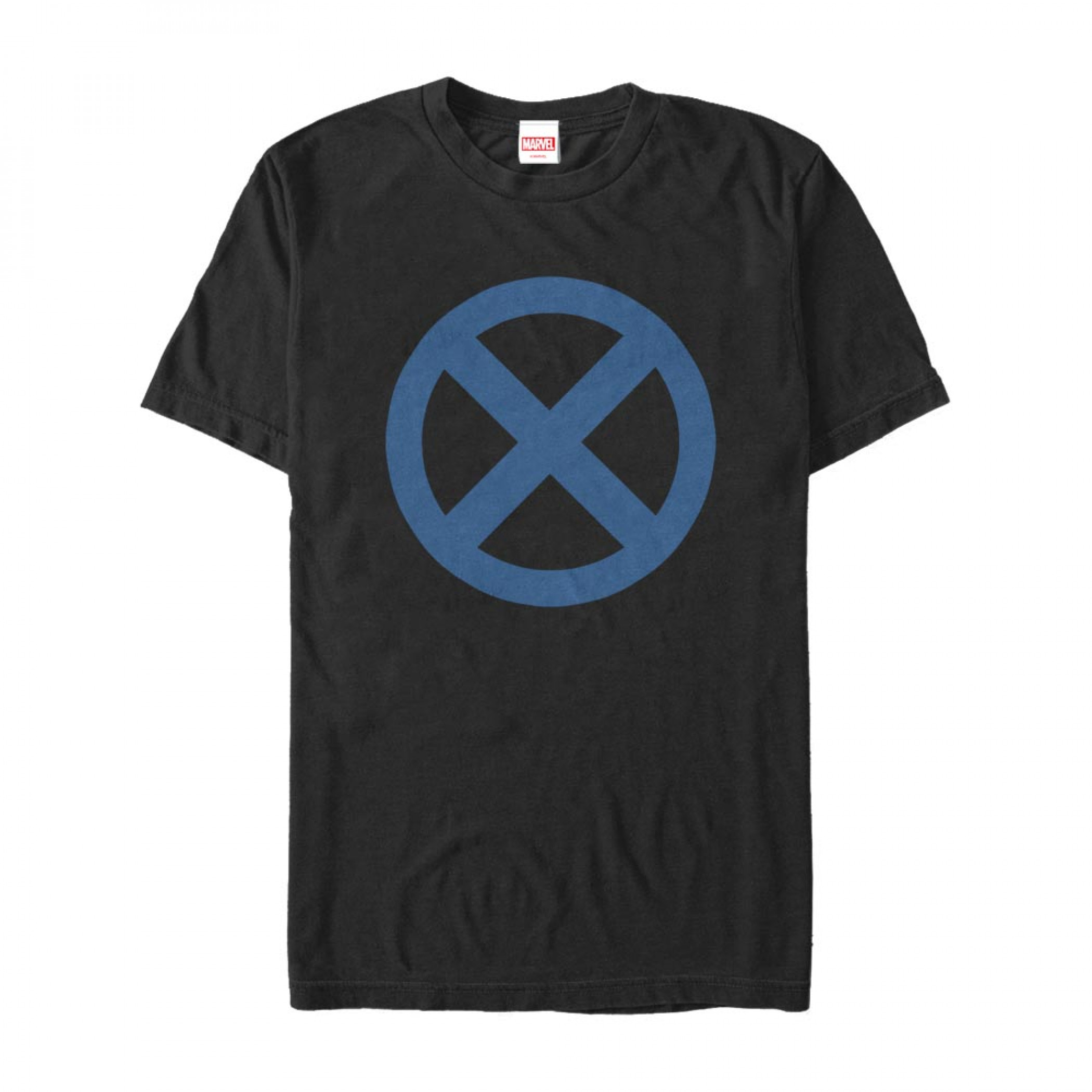 X-Men Team X-Force Blue Logo T-Shirt