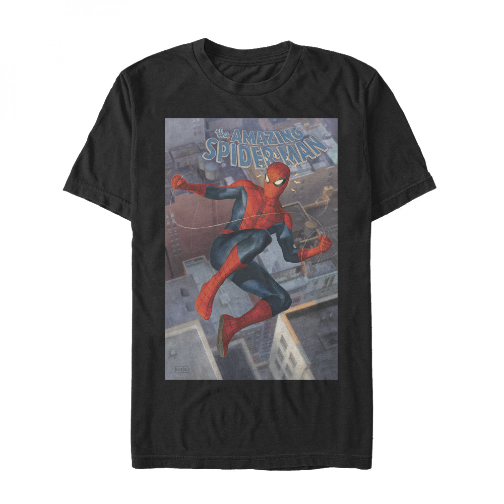 The Amazing Spider-Man #15 Comic Cover T-Shirt
