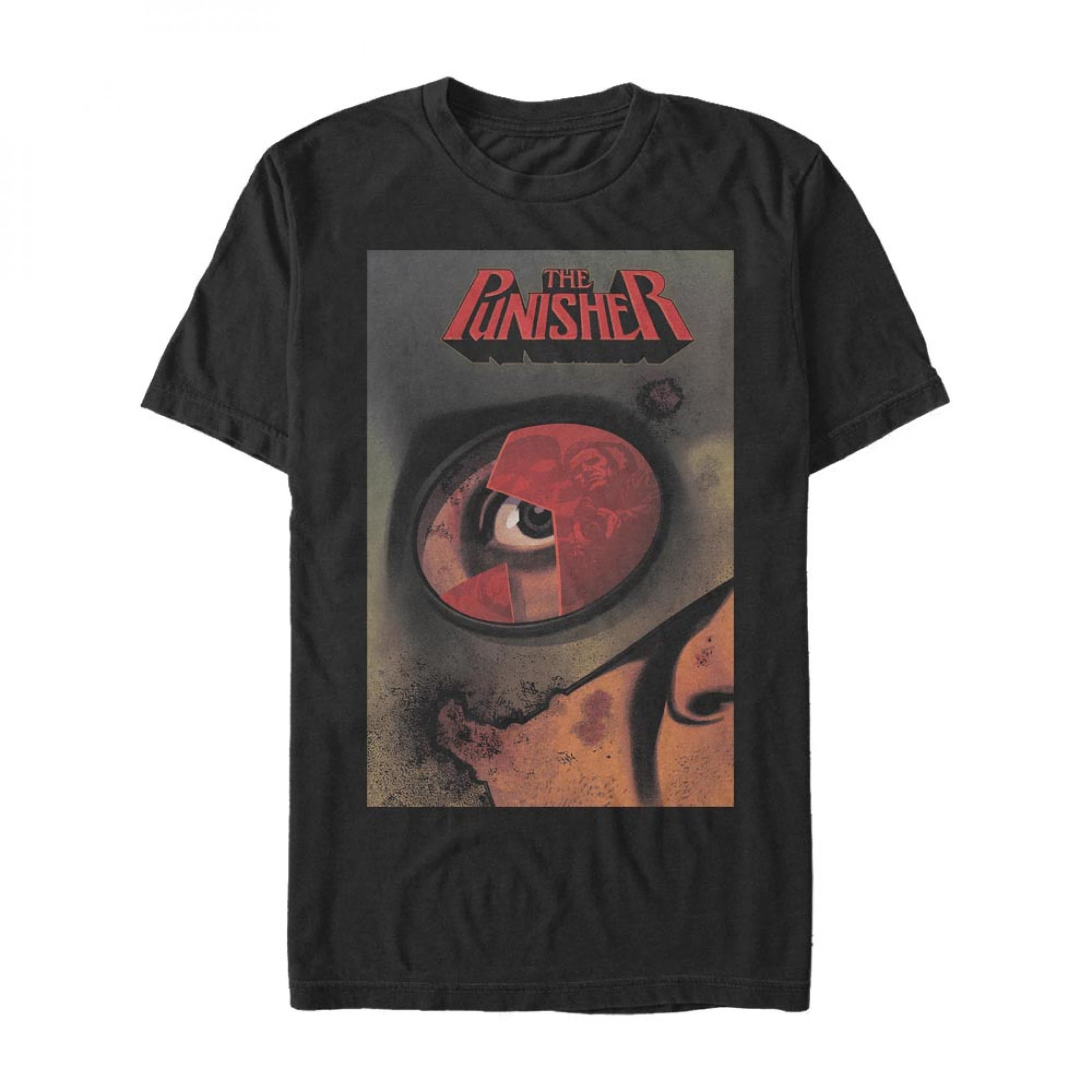 The Punisher #9 One-Man War In Bagalia T-Shirt