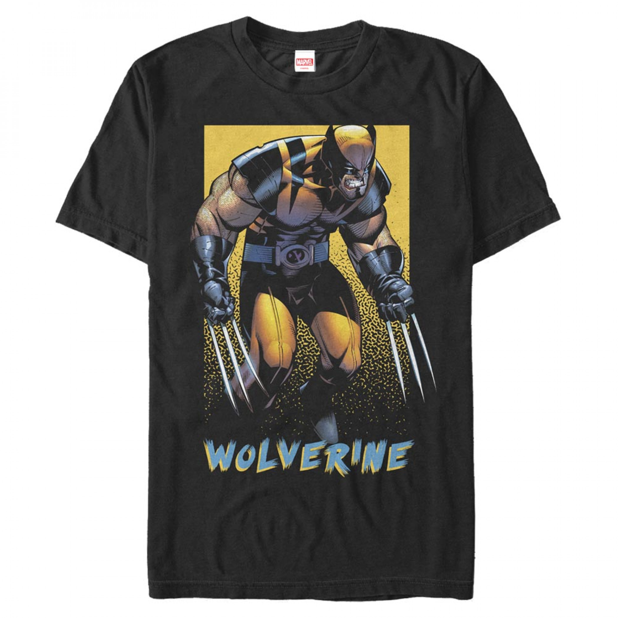 X-Men Wolverine Comic T-Shirt
