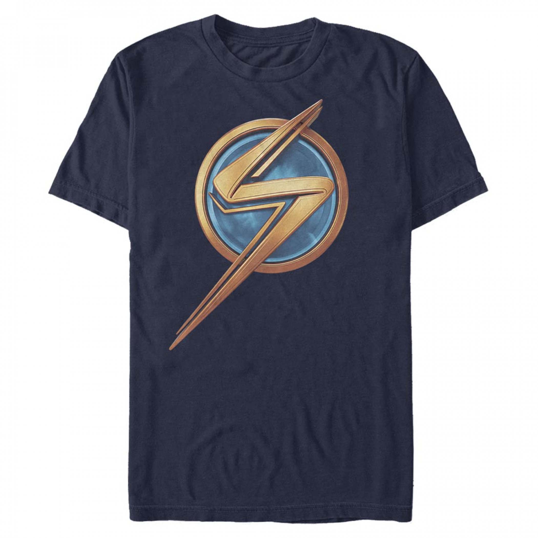 Ms. Marvel Classic Logo T-Shirt
