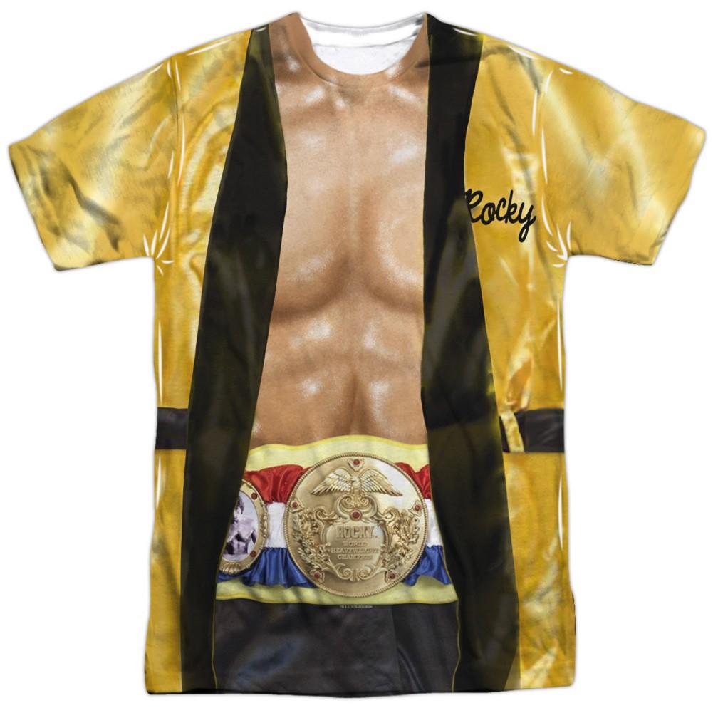 Rocky Robe Costume Tee