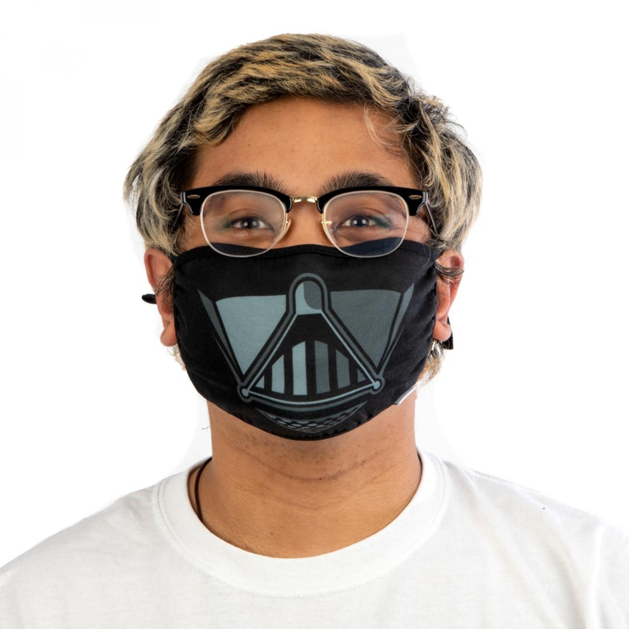 Star Wars Darth Vader Adjustable Face Cover