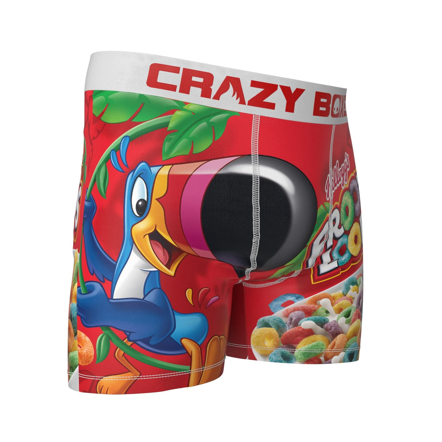 Froot Loops Fruit Cereal Boxer Briefs
