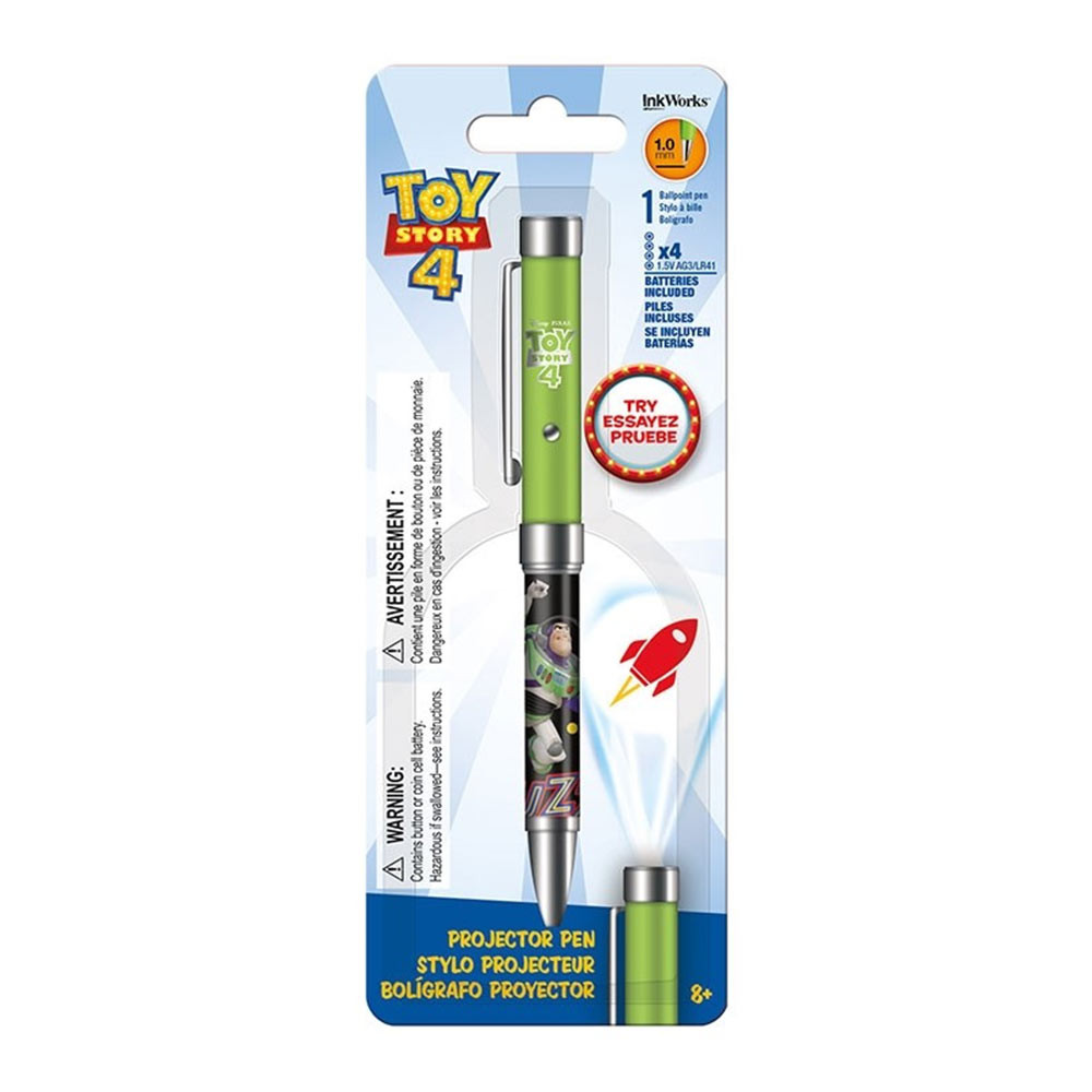 Toy Story 4 Projector Pen