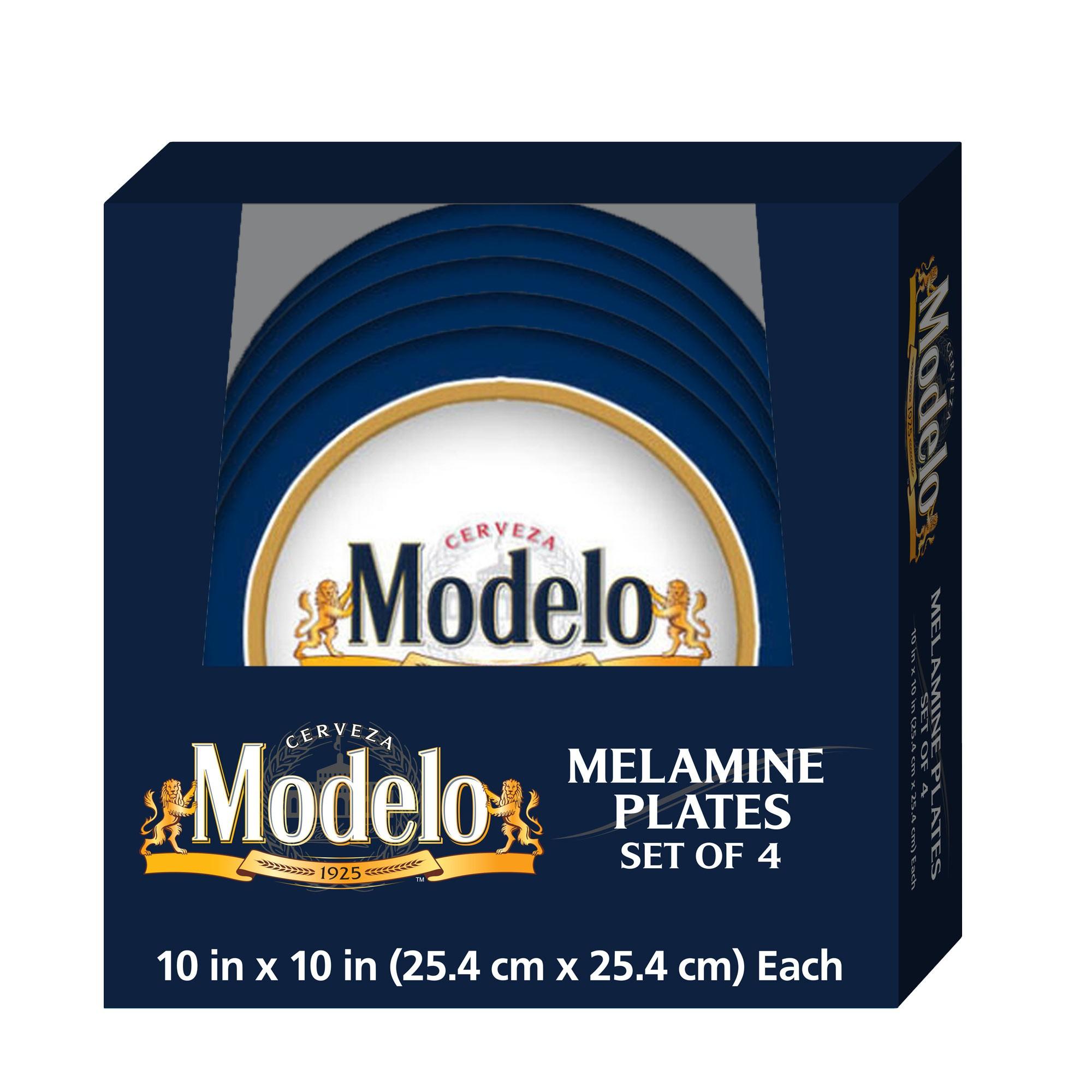 Modelo Melamine Plate Set