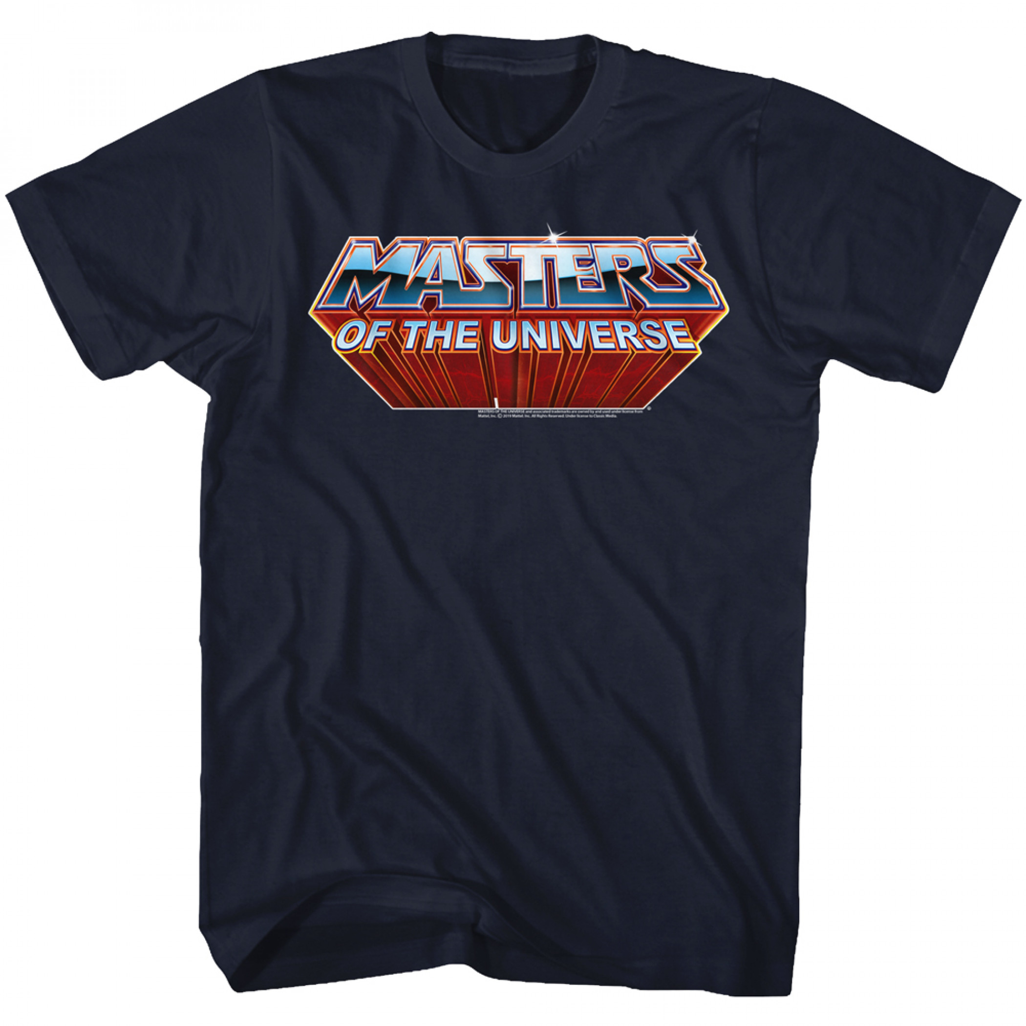 Masters of the Universe He-Man Logo T-Shirt