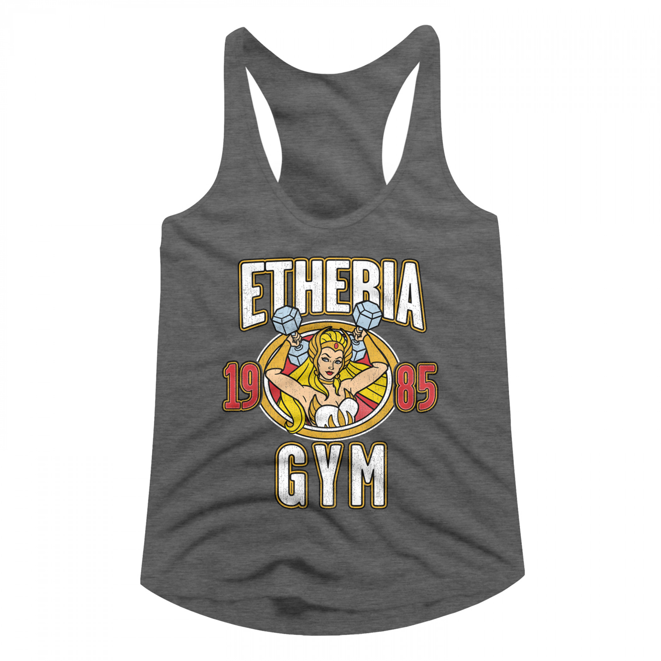 Masters Of The Universe Etheria Gym Tank Top
