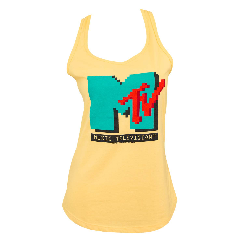 MTV Women's 8Bit Tank Top